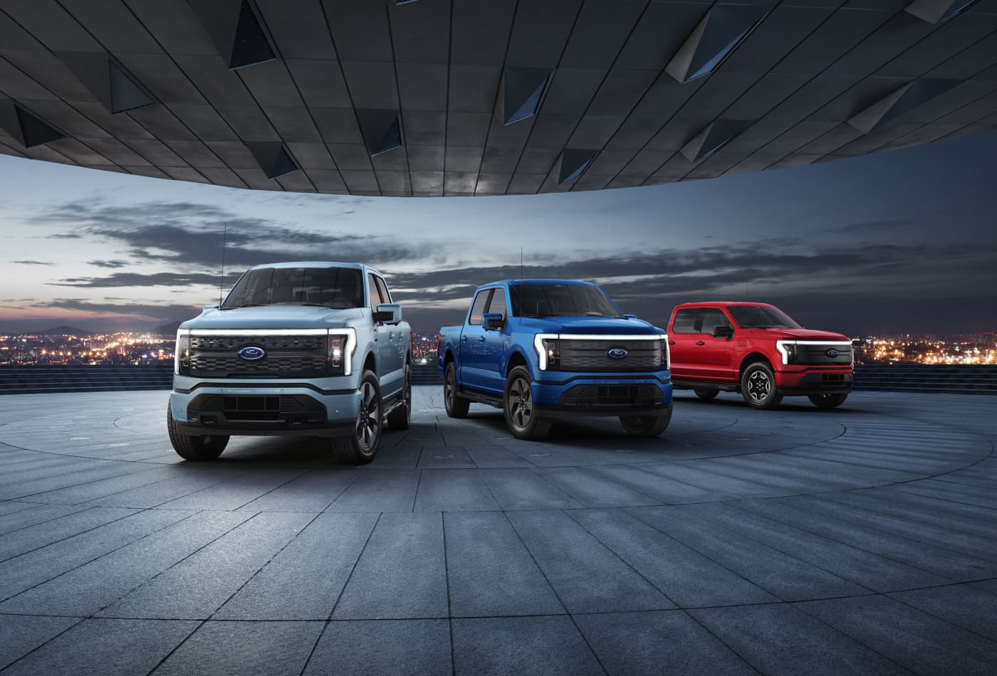 Ford reveals the new Electric F-150 Lightning Truck