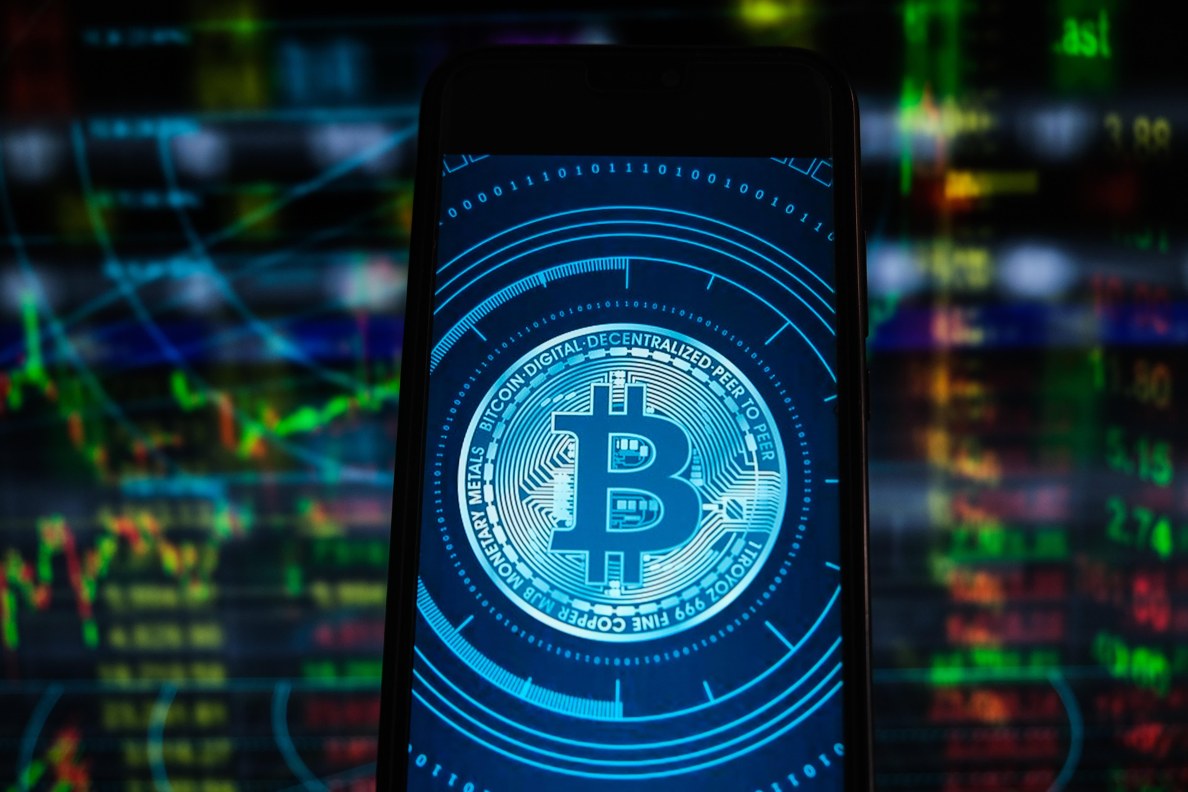 bitcoin trading volatility