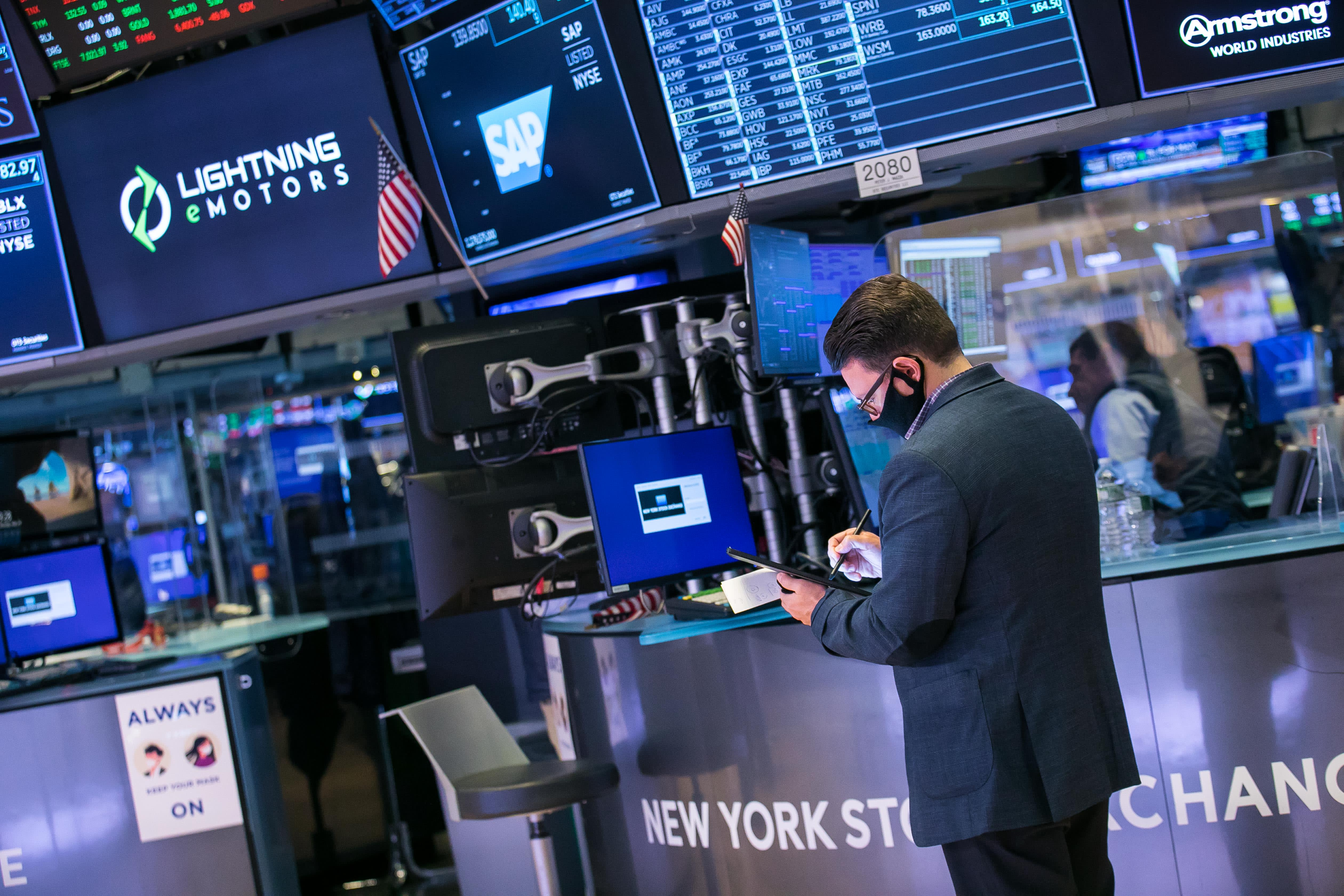 5 things to know before the stock market opens Tuesday – CNBC