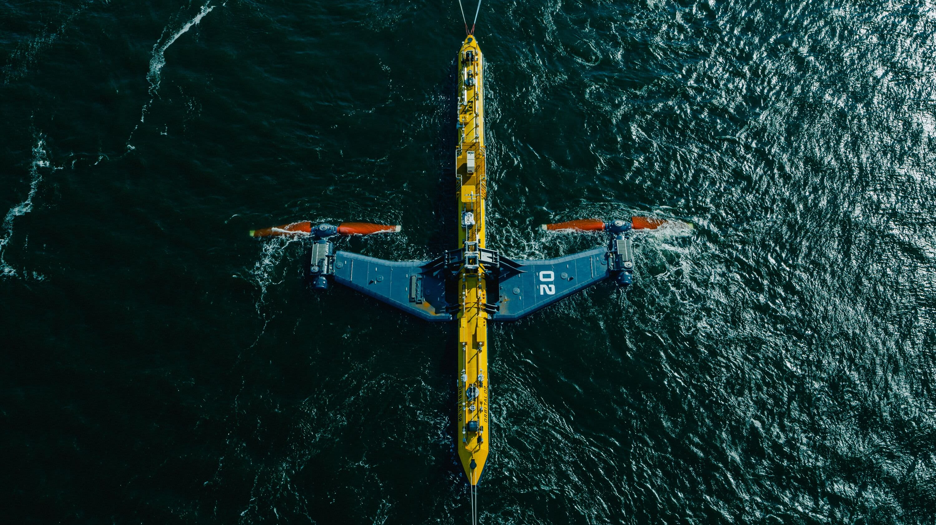 From powerful tidal turbines to huge wave machines Scotland is becoming a hub for marine energy – CNBC