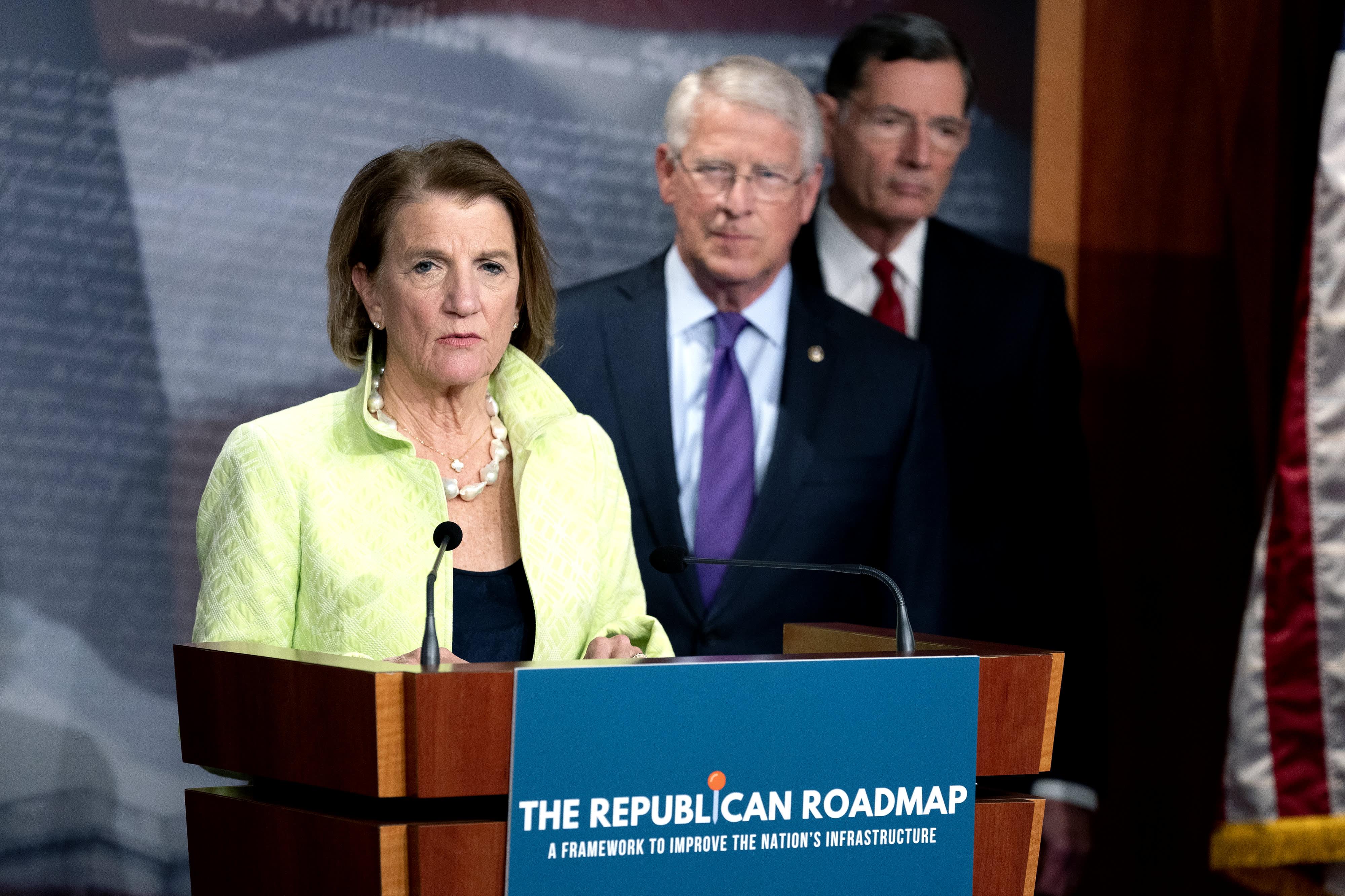 Republicans plan to send Biden nearly $1 trillion infrastructure counteroffer this week – CNBC