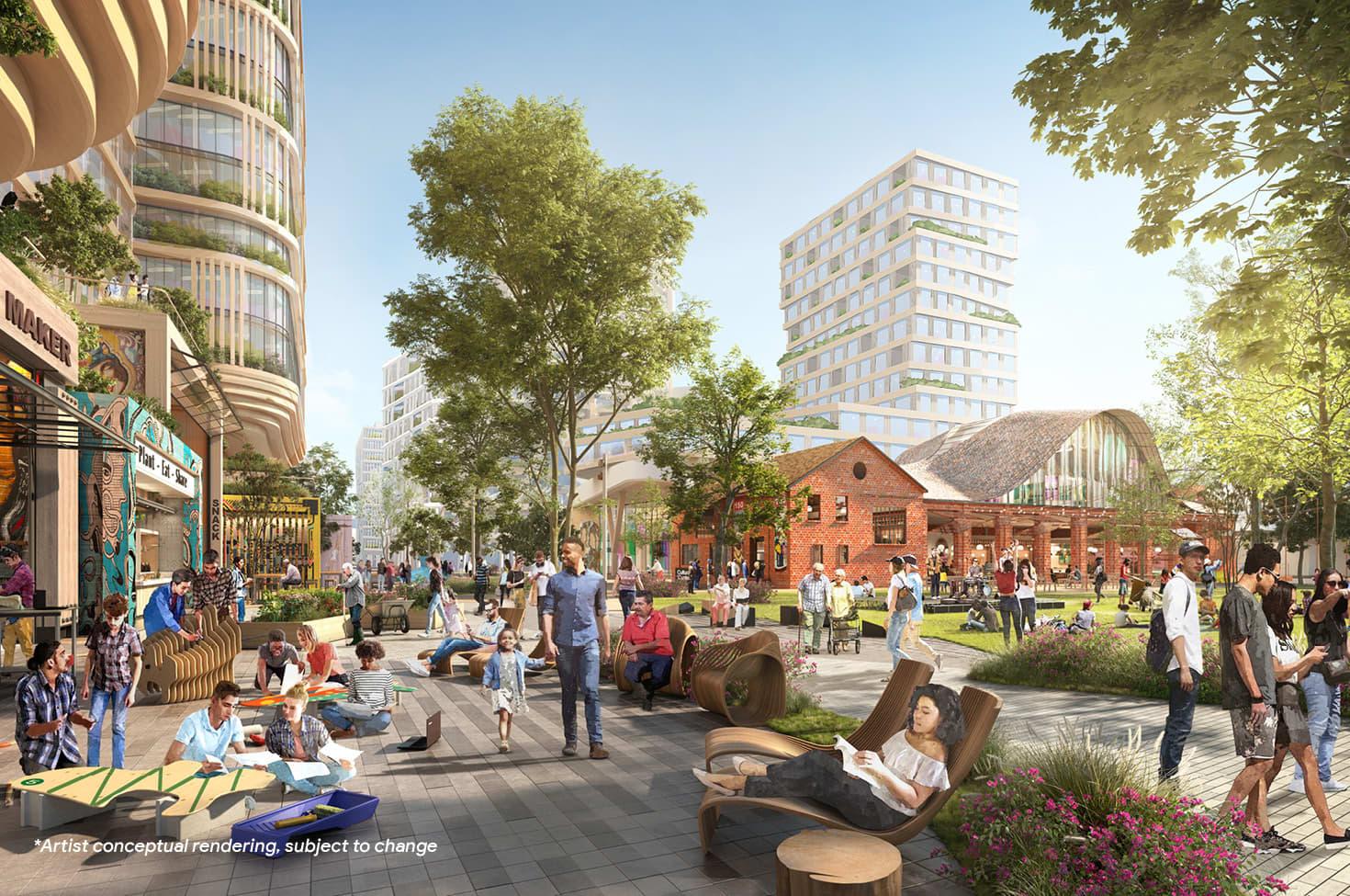 Google gets the green light to build multi-billion dollar megacampus in San Jose