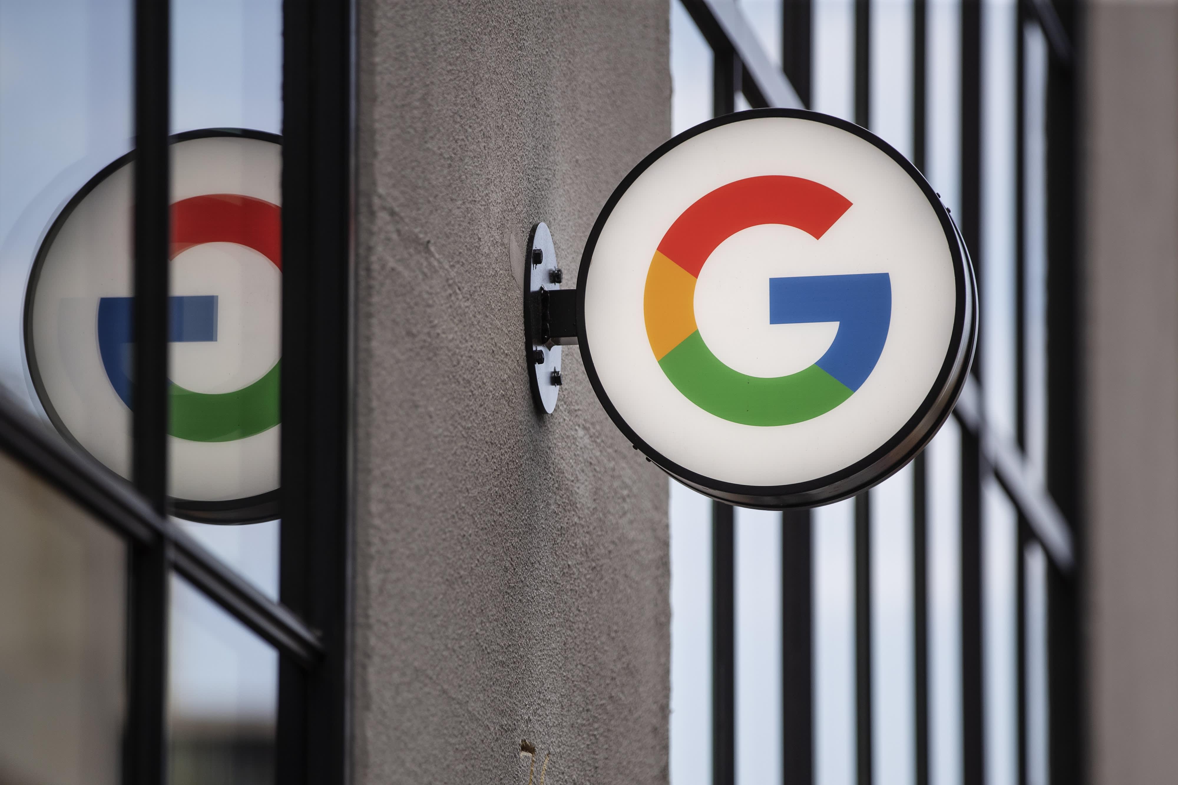 EU opens antitrust probe into Google's advertising unit – CNBC