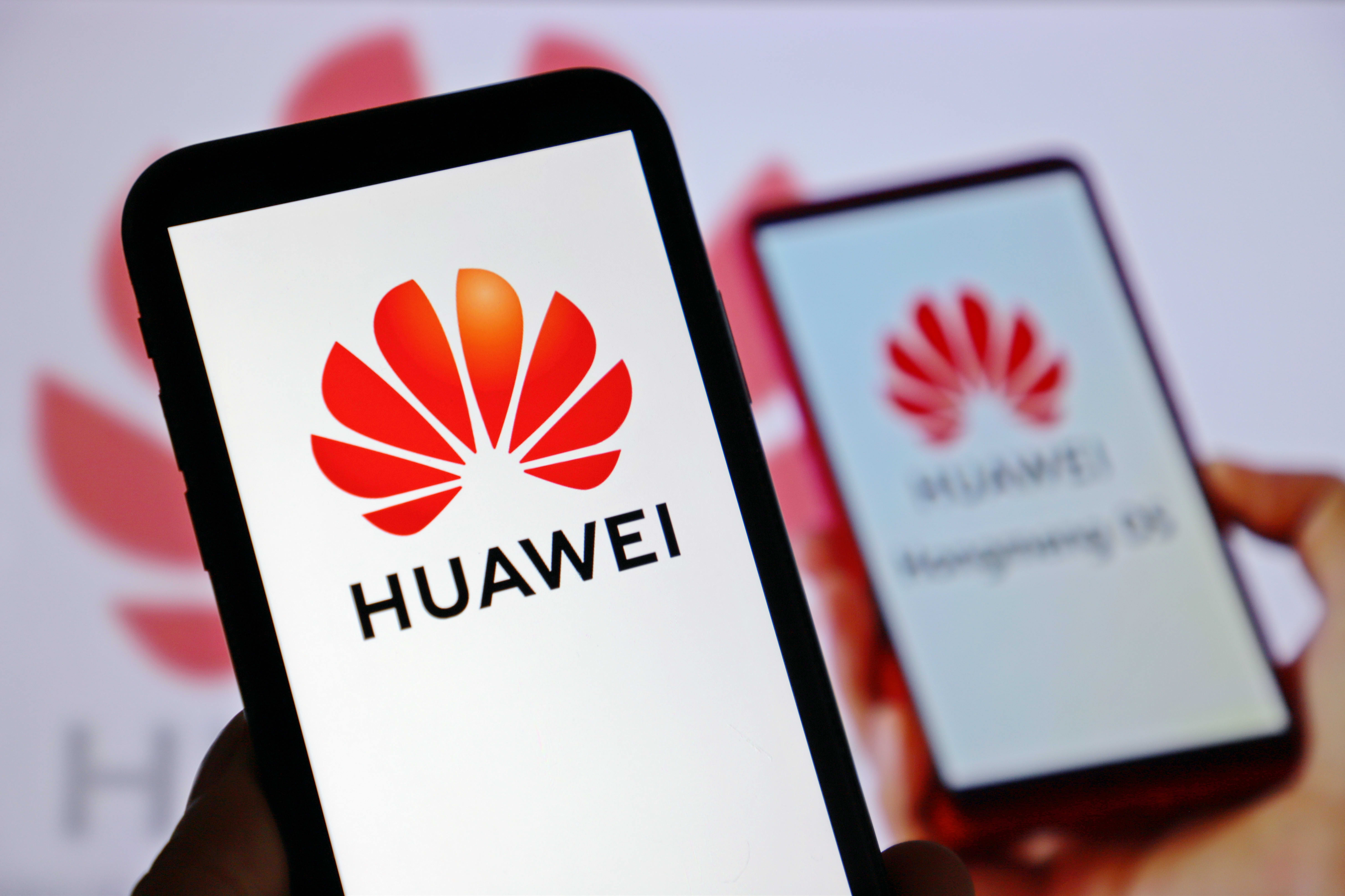 Huawei launches its own operating system on smartphones in challenge to Google Android