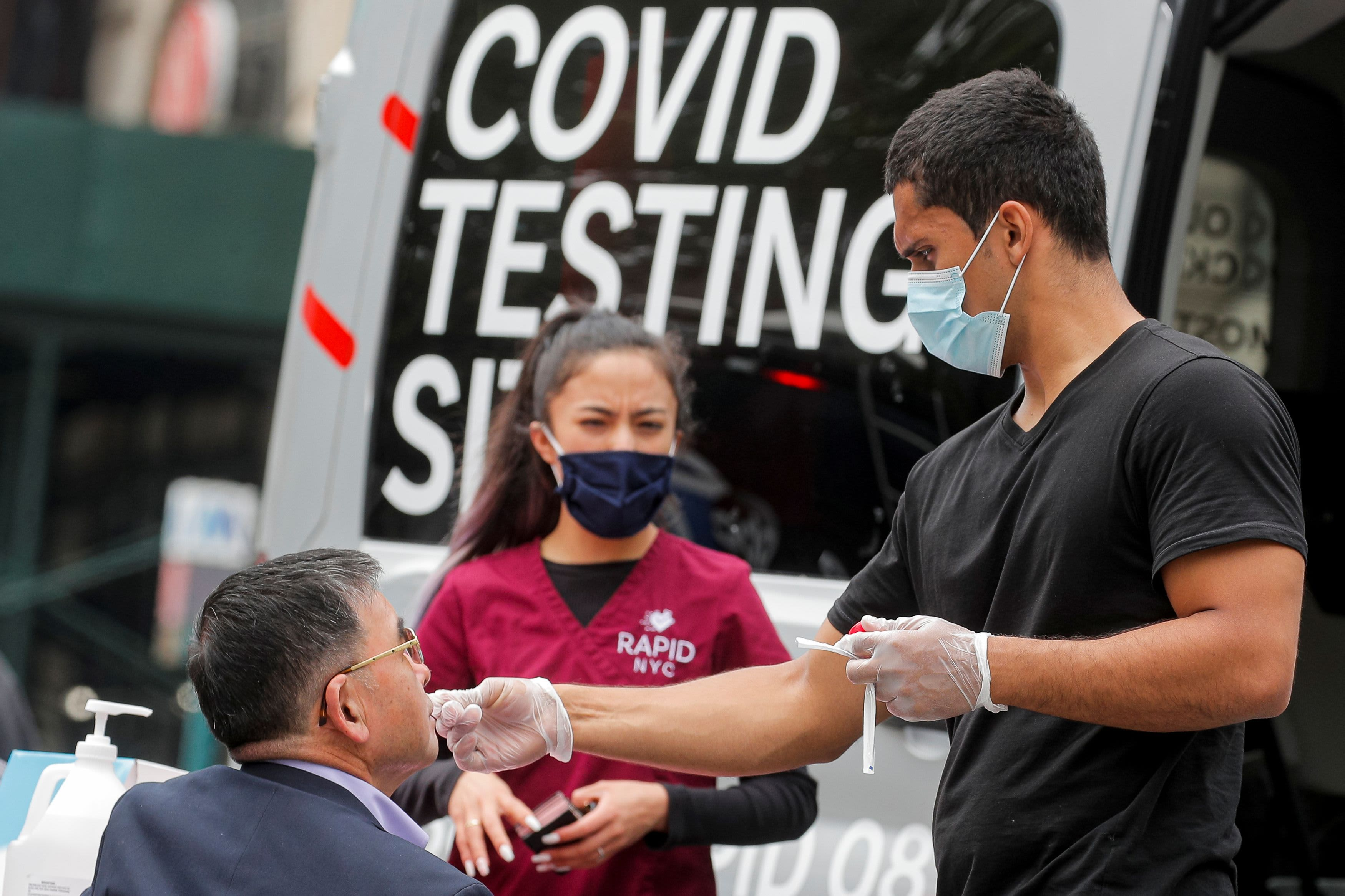 Dr. Scott Gottlieb told CNBC on Friday he believes the U.S. is significantly undercounting the number of Covid delta infections, making it difficult t