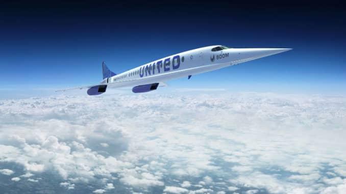 United Supersonic Jet