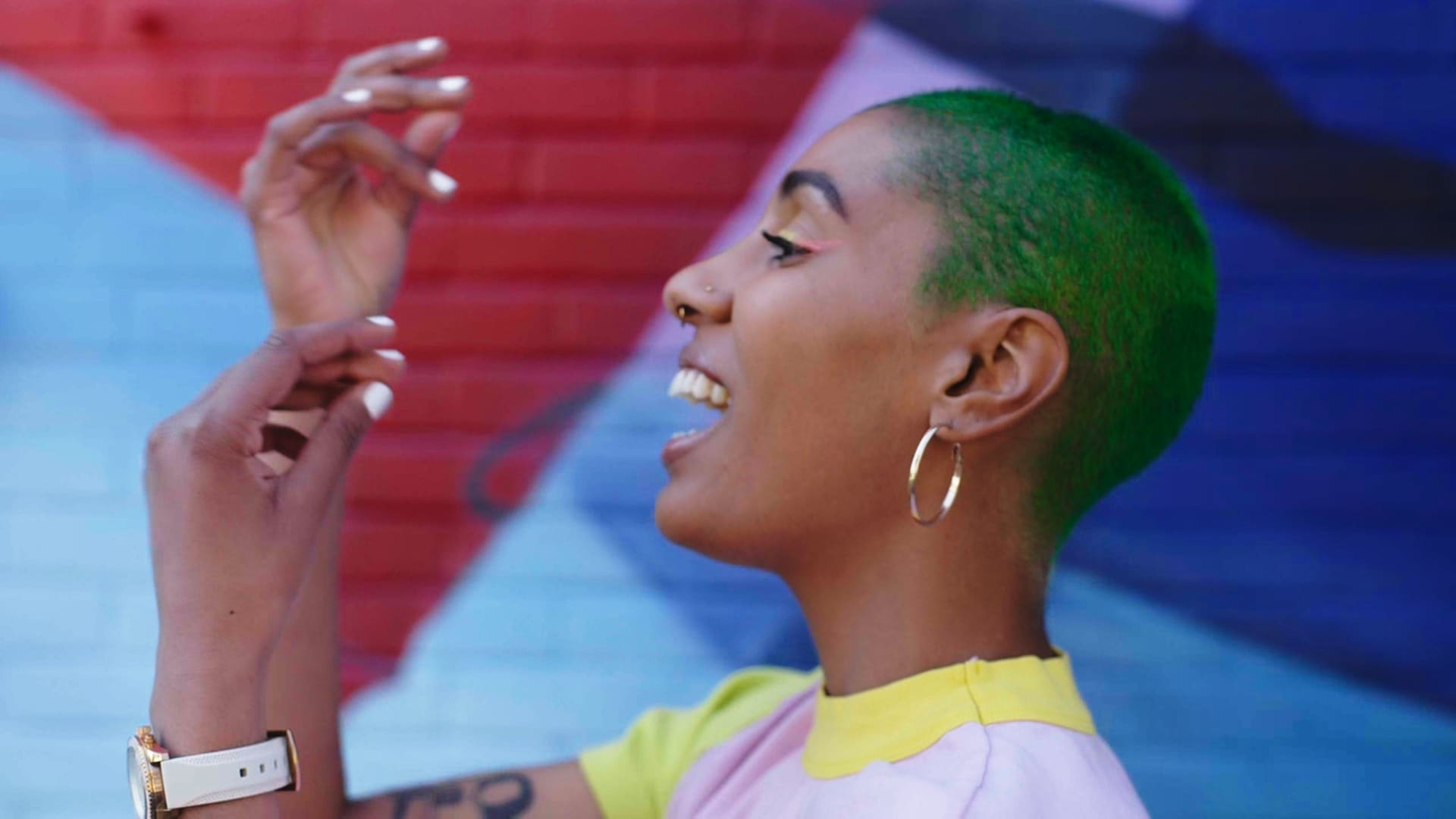 TikTok creator and musician Hannah Chelan inspired Sally Beauty's new marketing campaign. She shared a song about colored hair that went viral on the social media platform.