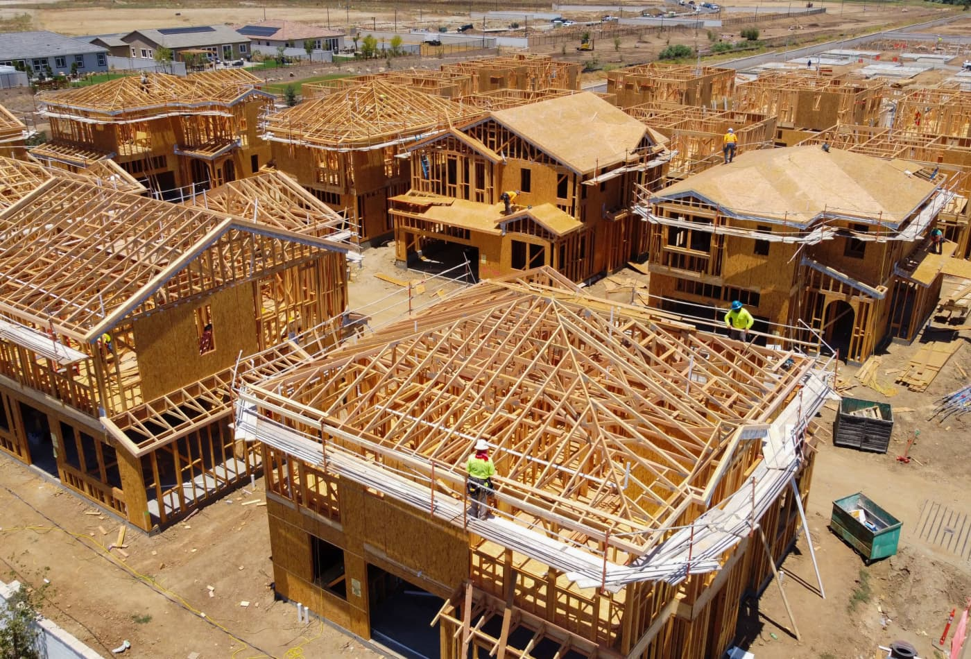 America is short more than 5 million homes, and builders can't make up the difference