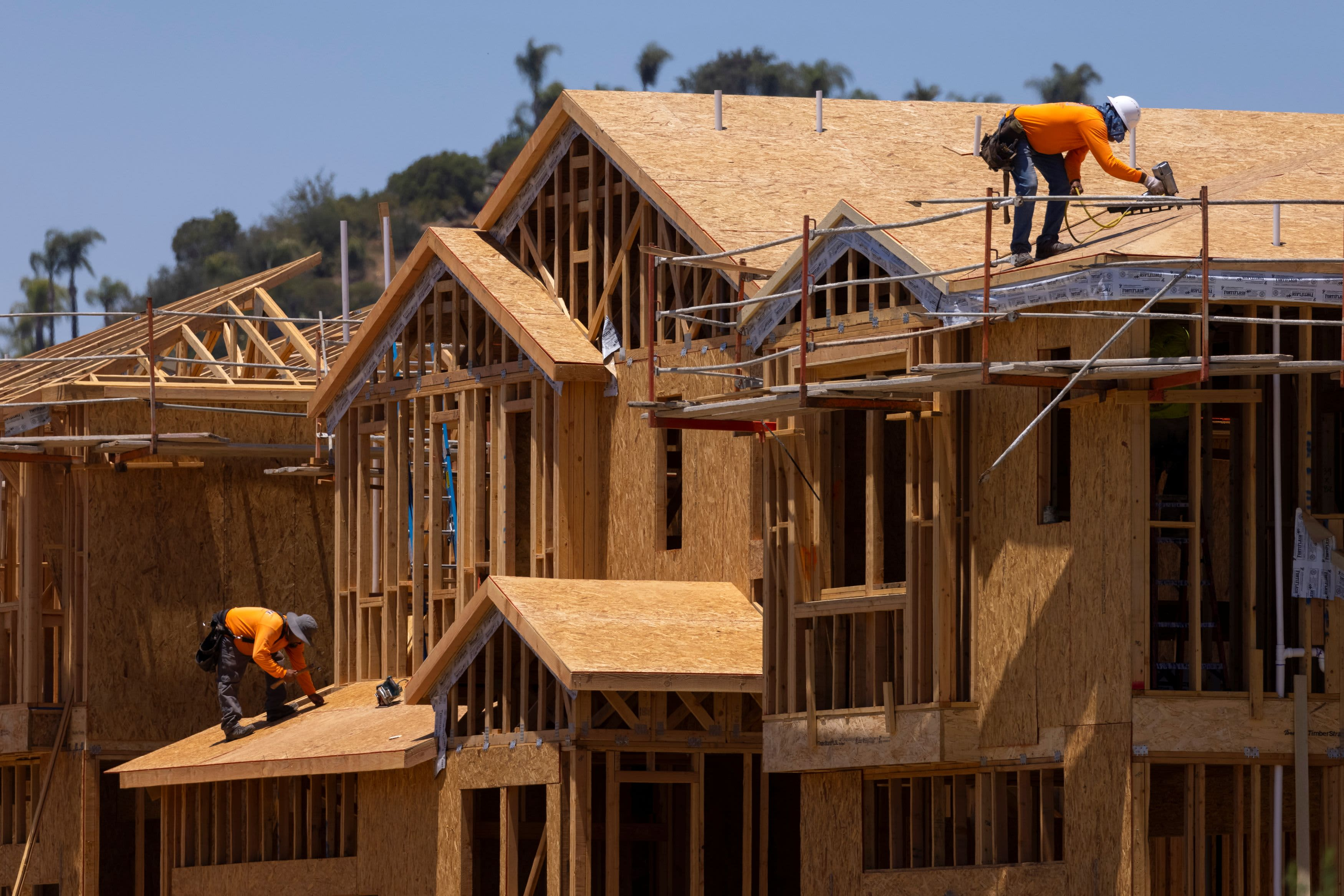 Lumber executive says drop in prices has reignited demand for building projects