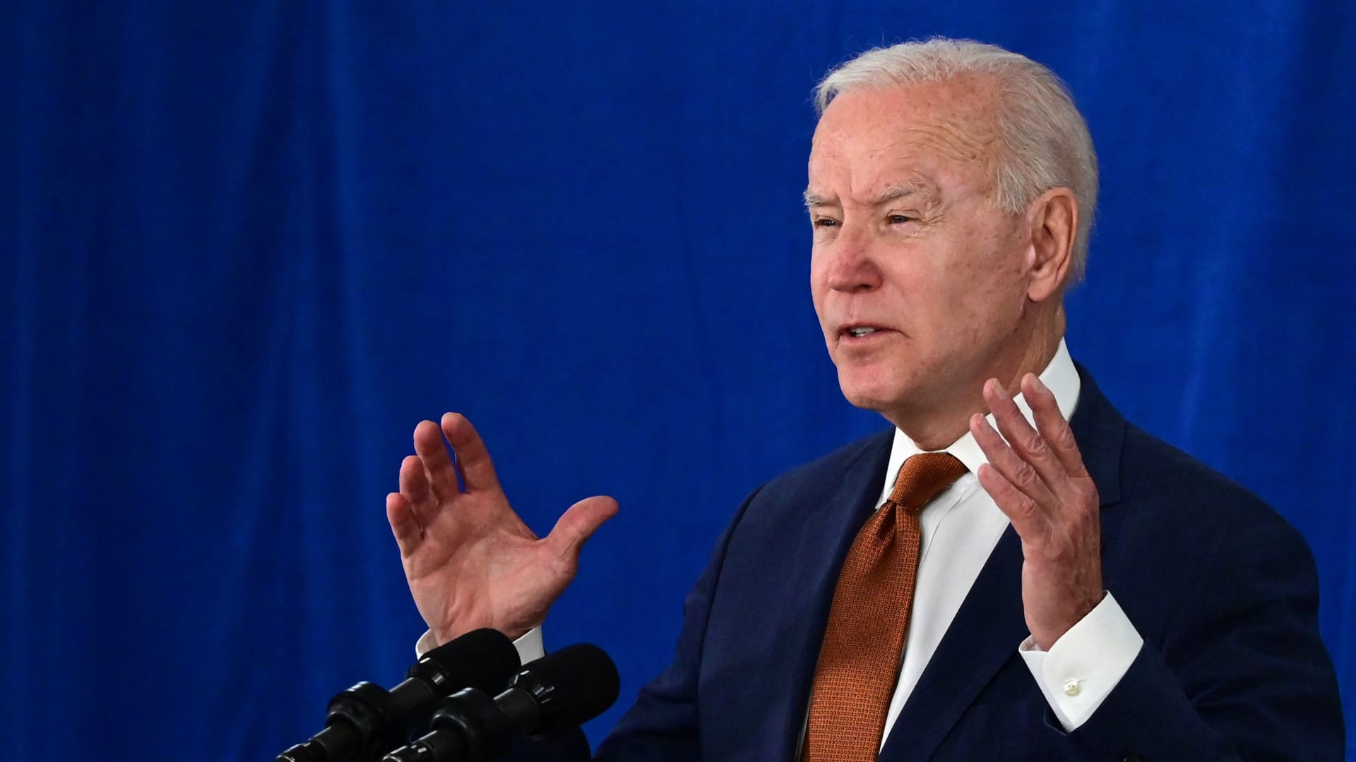 President Joe Biden speaks about the May jobs report on June 4, 2021, at the Rehoboth Beach, Delaware, Convention Center.