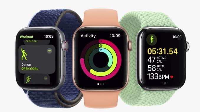 Apple Watch Health/Mindfulness