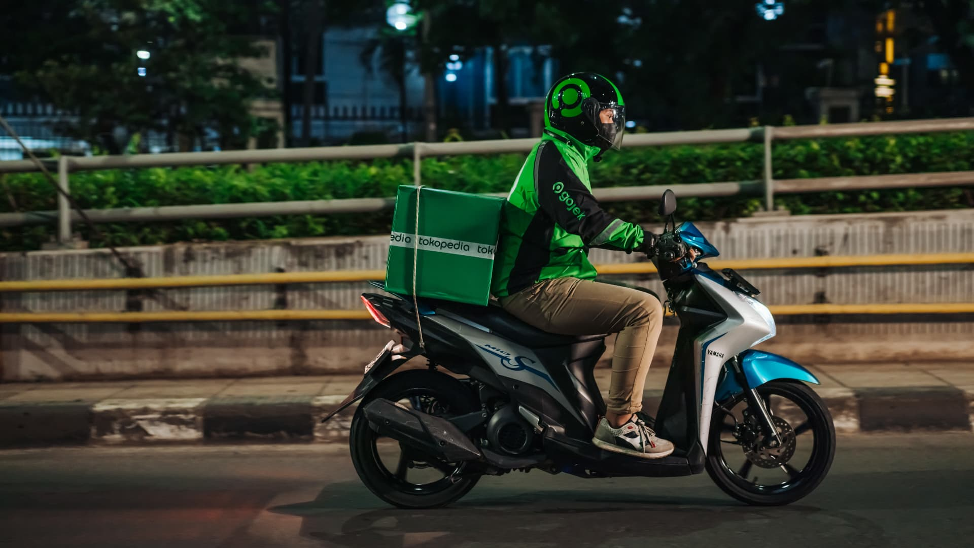 GoTo is an Indonesian technology company formed in a May 2021 merger between ride-hailing giant Gojek and e-commerce platform Tokopedia.