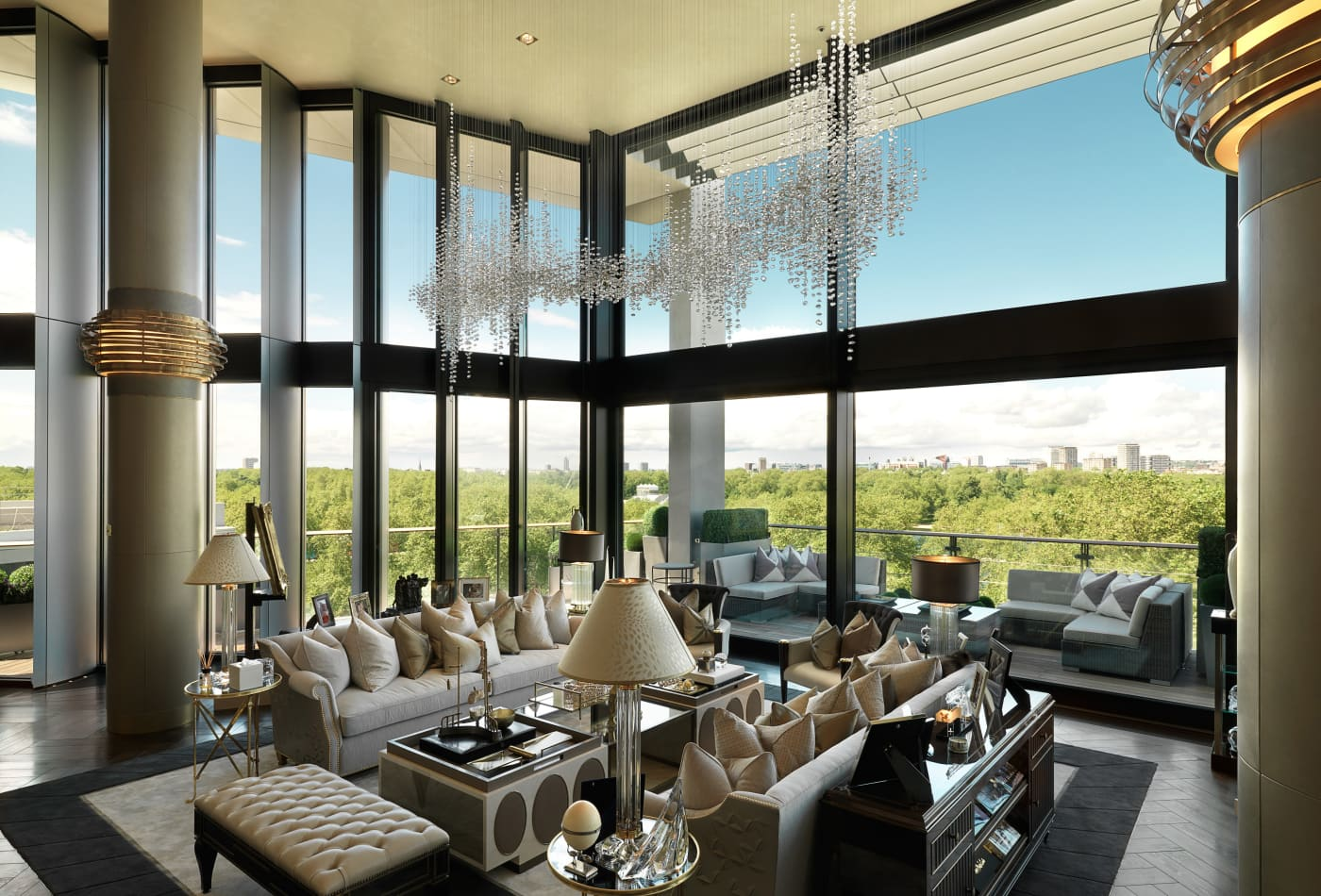 London's most expensive penthouse offered in a whisper listing for $247 million