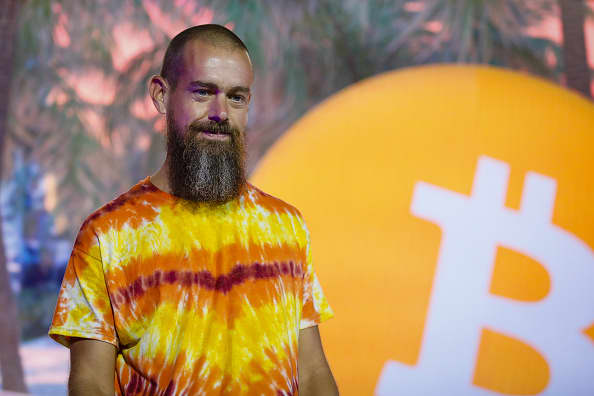 Jack Dorsey hopes bitcoin will help bring about world peace - CNBC