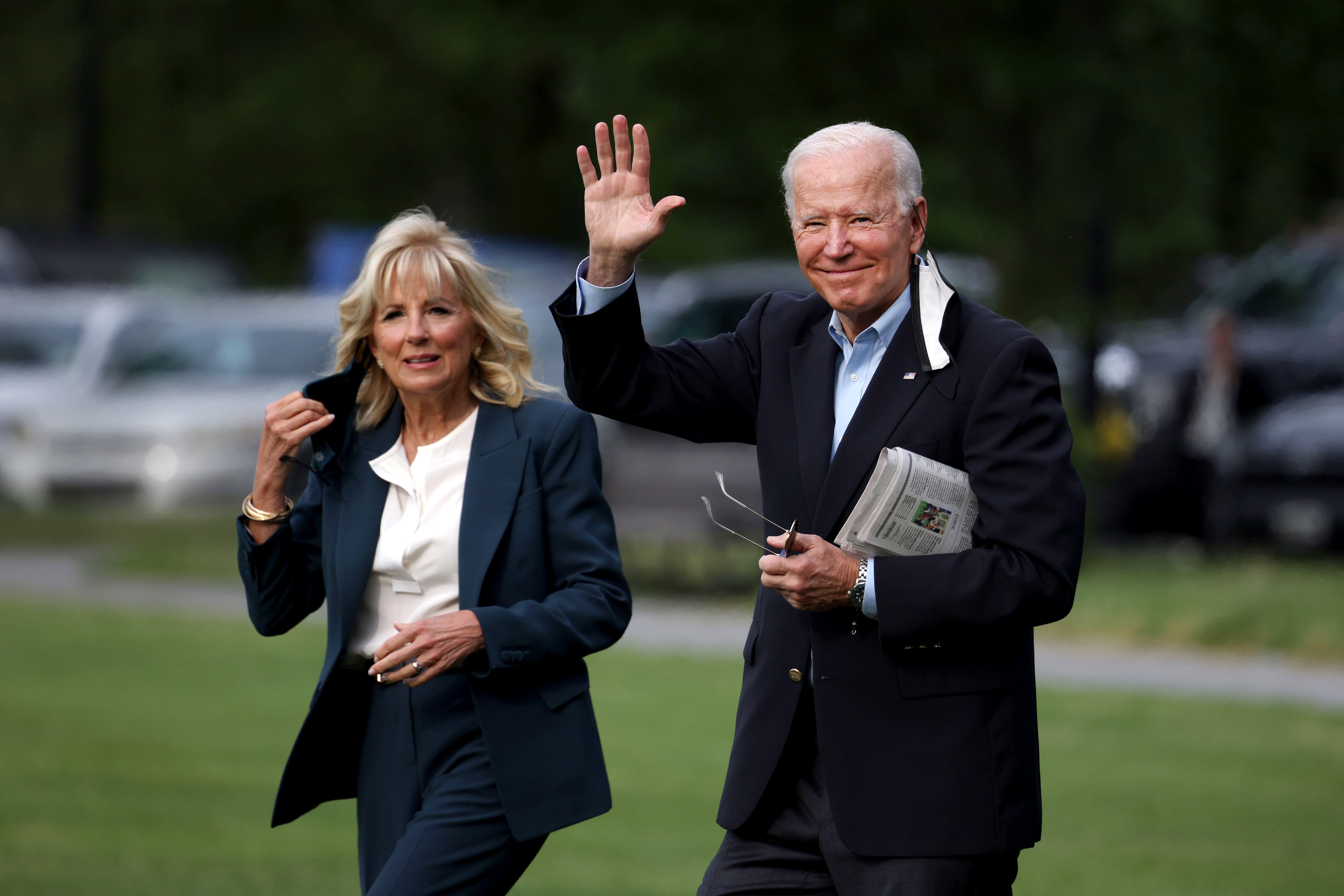 Biden and Johnson to settle on new 'Atlantic Charter' covering tech, trade and travel thumbnail