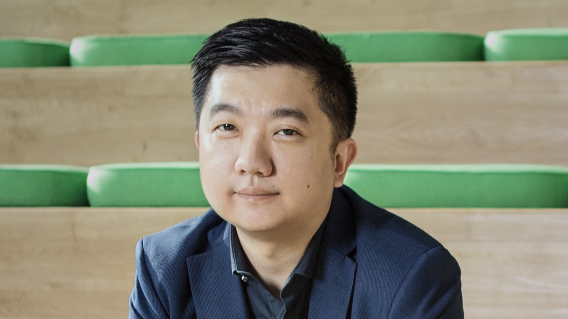 William Tanuwijaya, co-founder and CEO of Tokopedia, part of Indonesian tech giant GoTo.