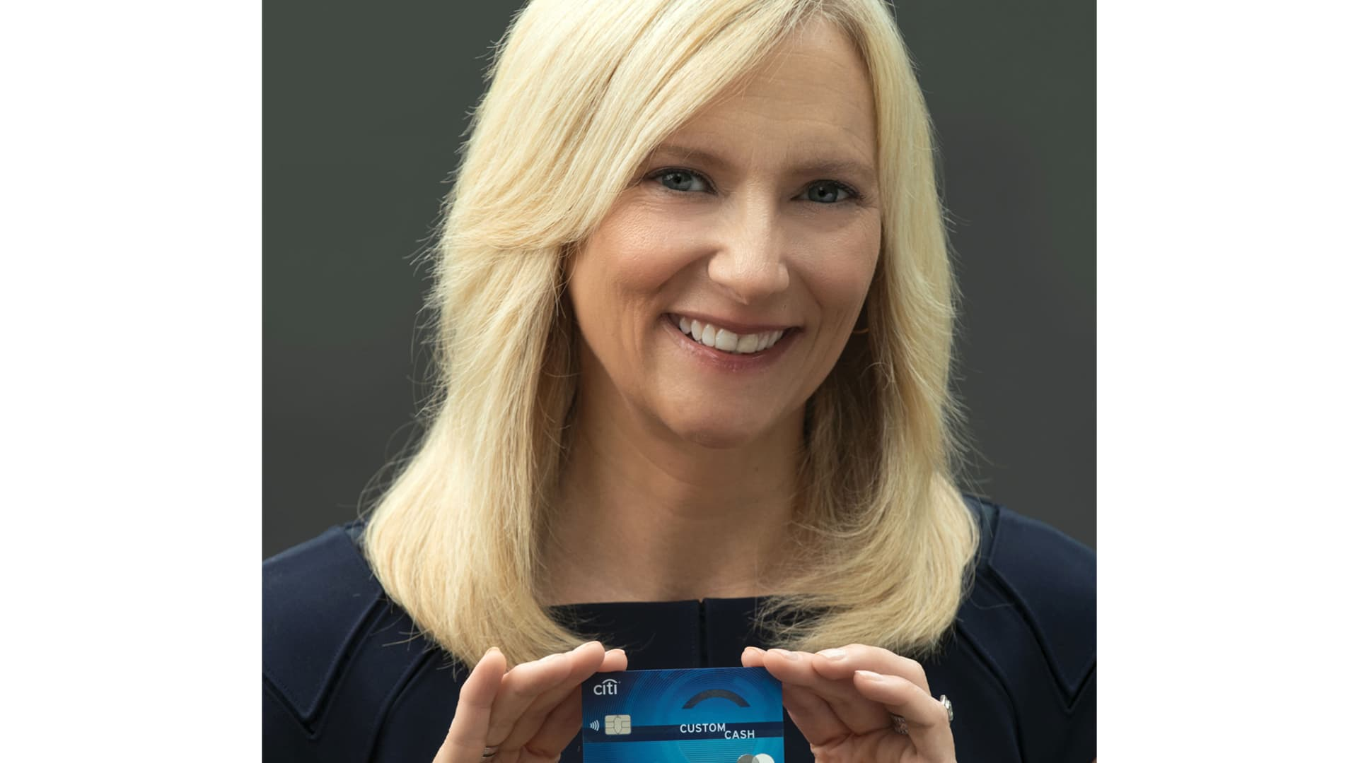 Pam Habner, Citigroup's Head of US Branded Cards