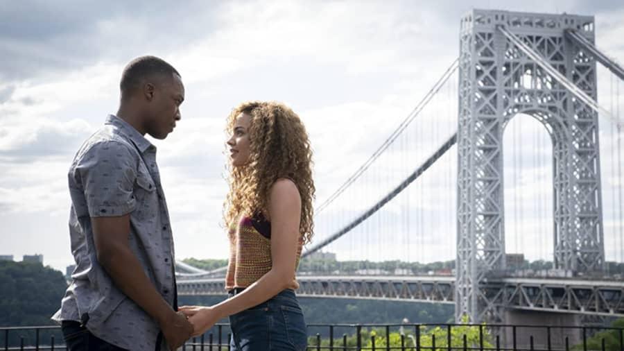 "Corey Hawkins dan Ariana Greenblatt memerankan Benny dan Nina dalam film adaptasi ""In the Heights"""