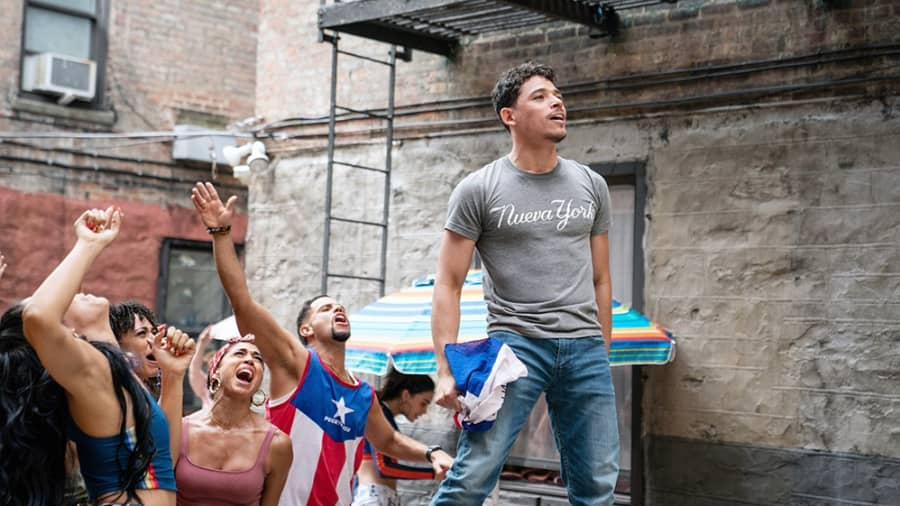 """Anthony Ramos membintangi """"In the Heights"""""""