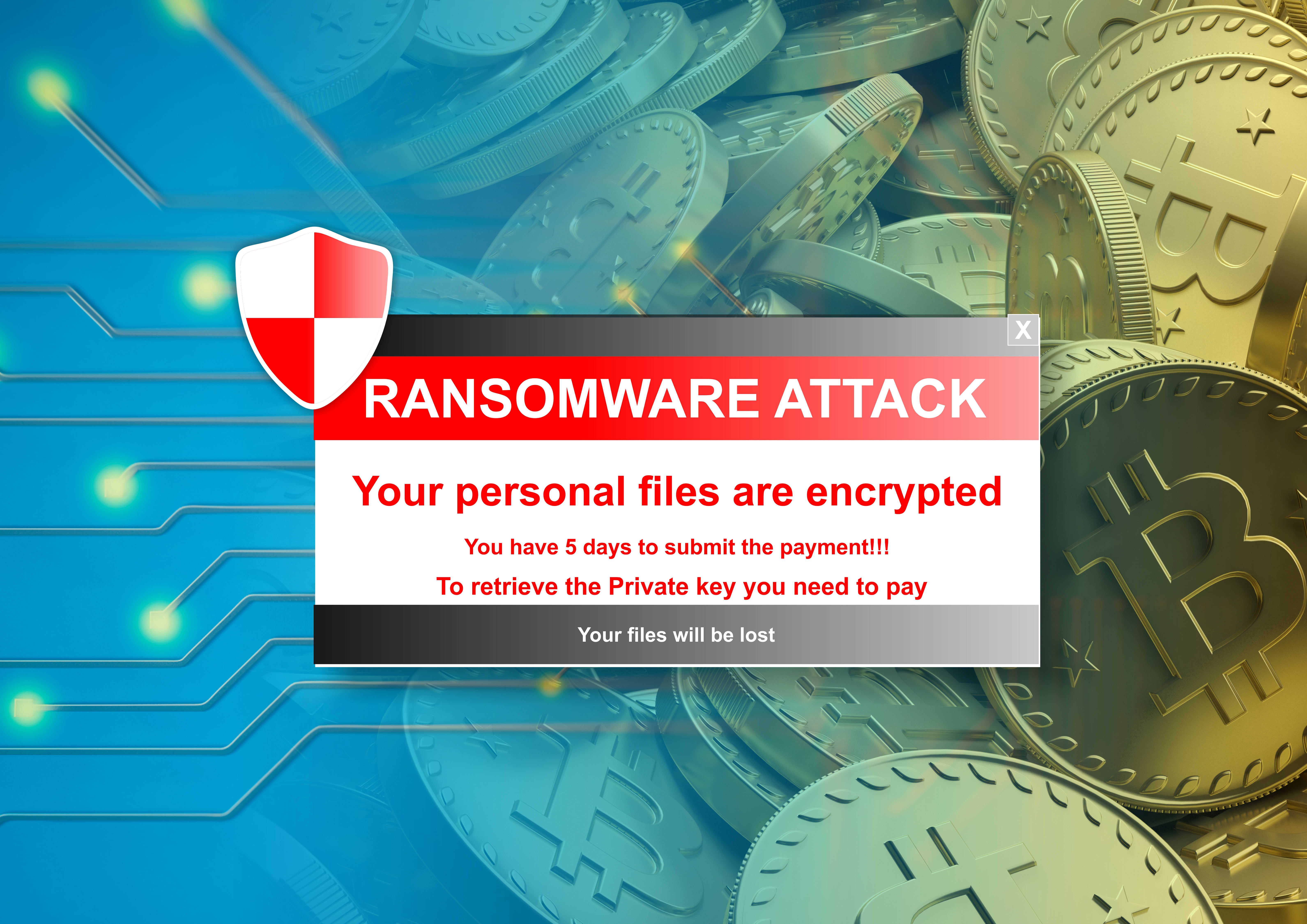 When ransomware strikes, this company helps victims make bitcoin payments