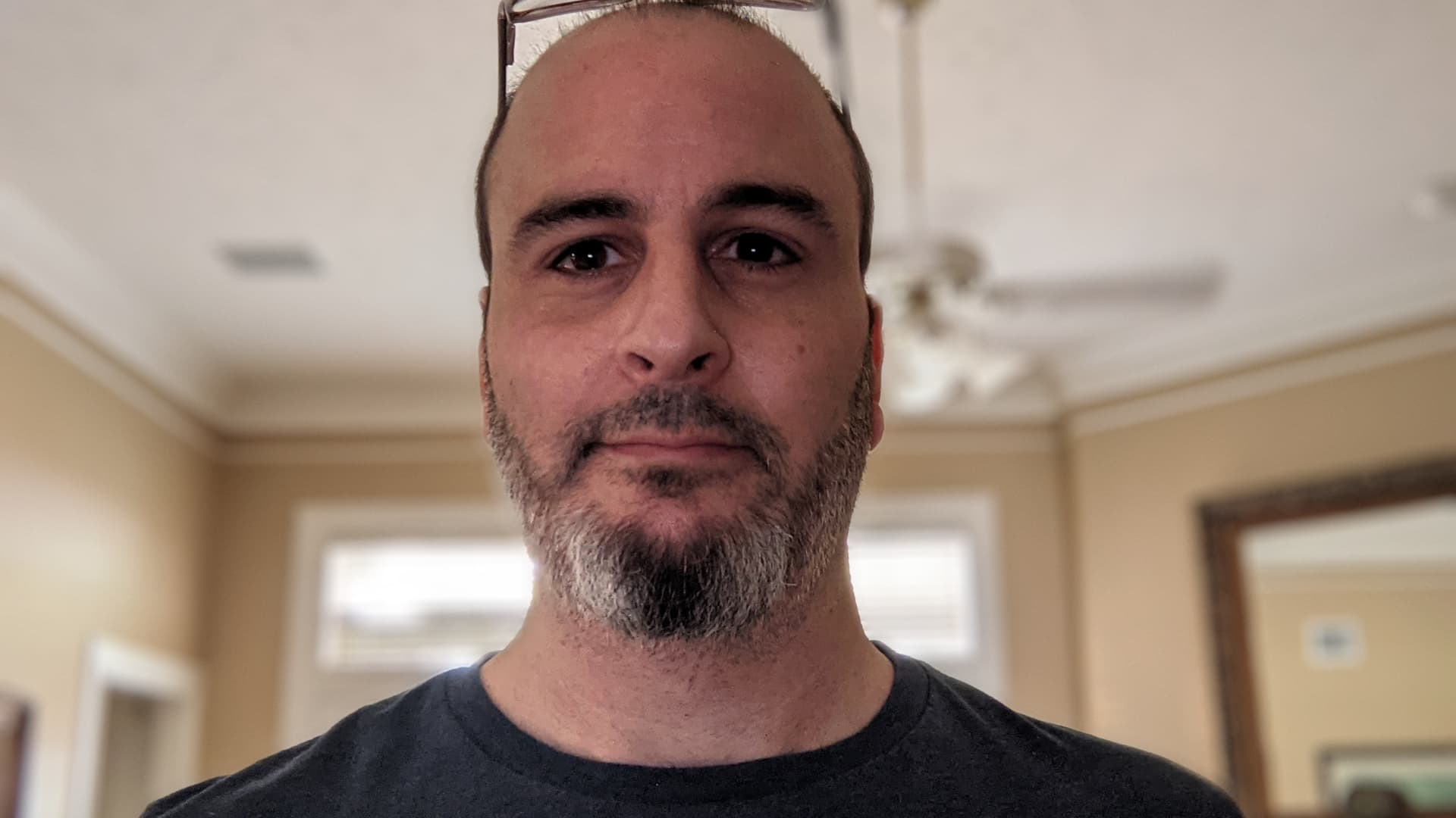 Jeff Lavigne, 42, filed his federal tax return in March. He hasn't yet received his refund. The IRS flagged the return for potential identity fraud.