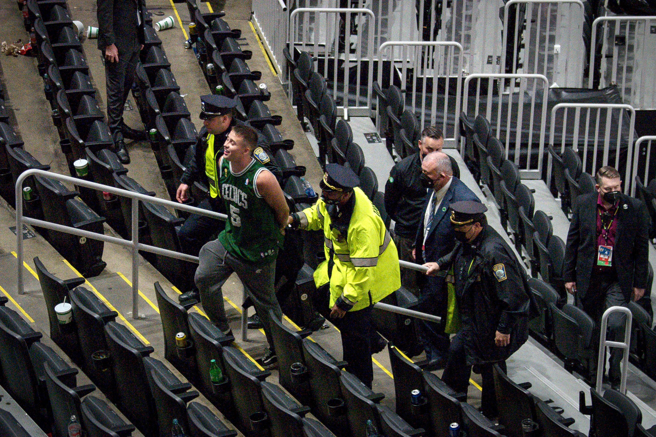 As America reopens, businesses — from airlines to arenas — see an uptick in bad behavior - CNBC