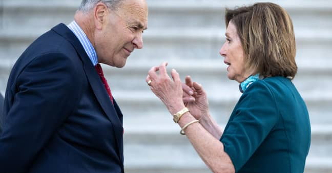 Biden expected to attend House Democrats' meeting, signaling a deal on spending bill is imminent