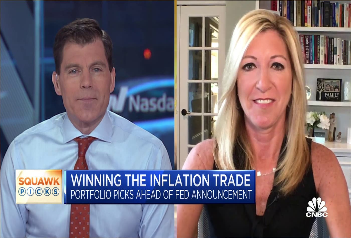 Hightower's Stephanie Link explains her top stock picks ahead of Fed comments on inflation