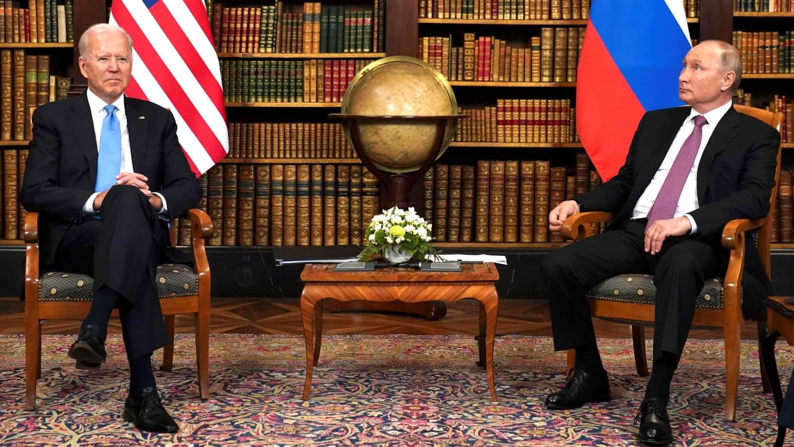 LIVE: Biden – Putin Summit in Geneva