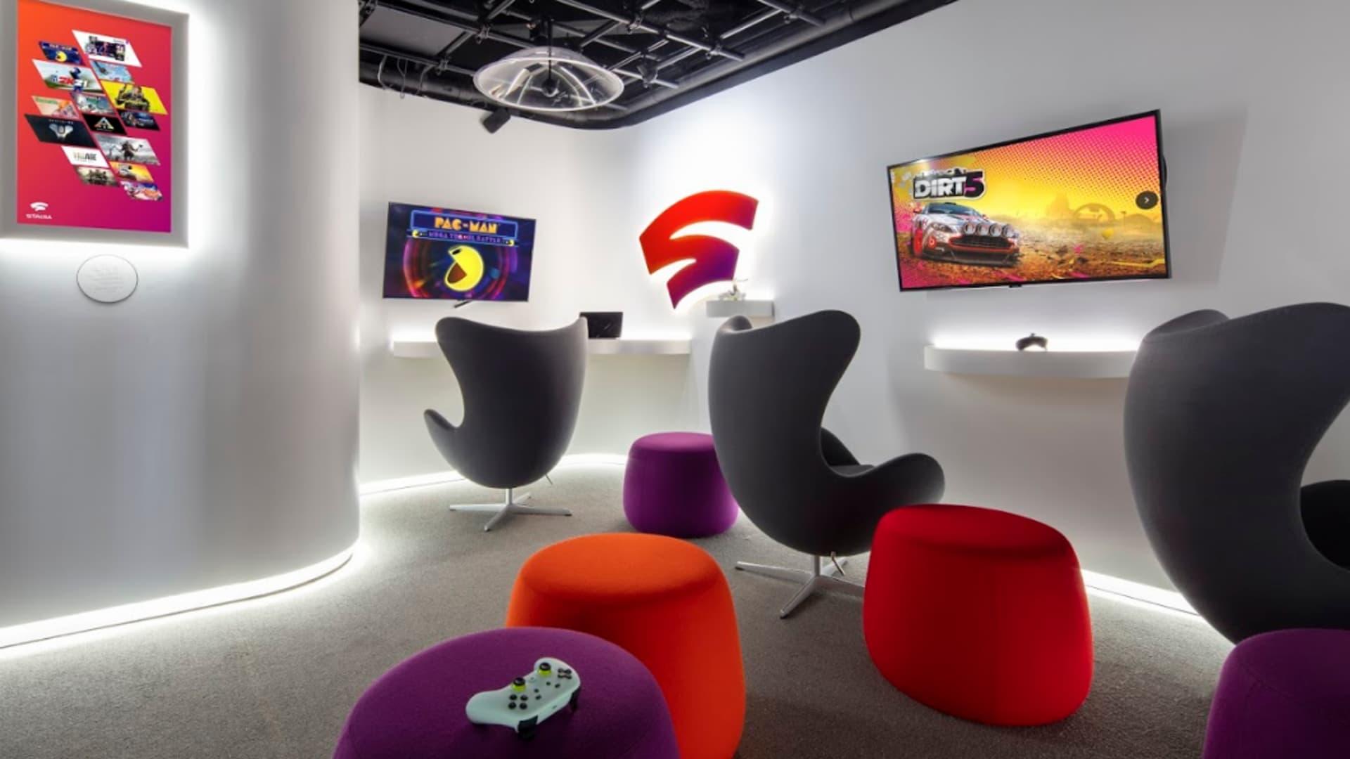Google Store Chelsea