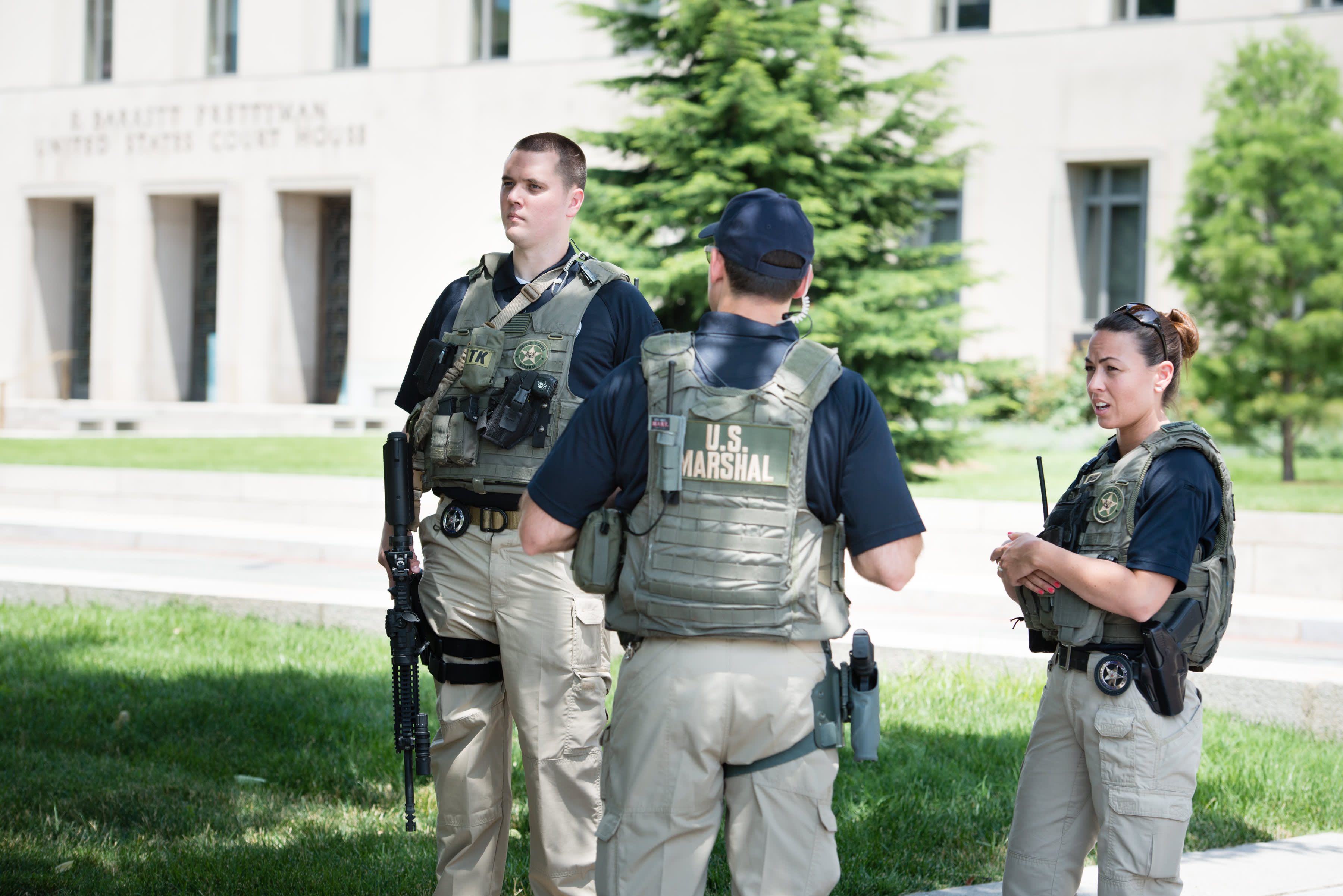 U.S. Marshals Service lacks resources to protect federal judges even as dangers rise 81%, report states thumbnail
