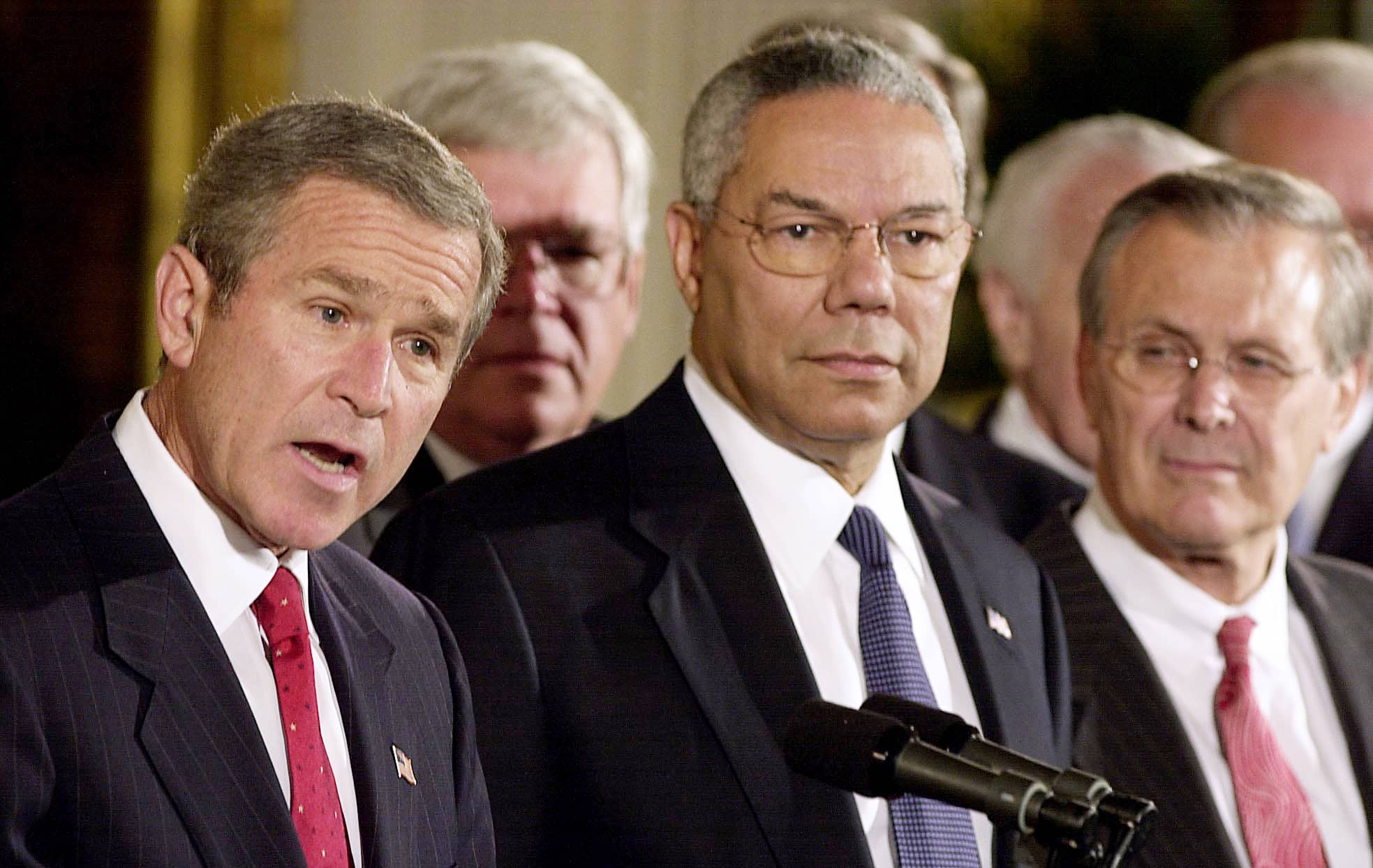 House votes to repeal 2002 Iraq War authorization as Senate prepares to take action