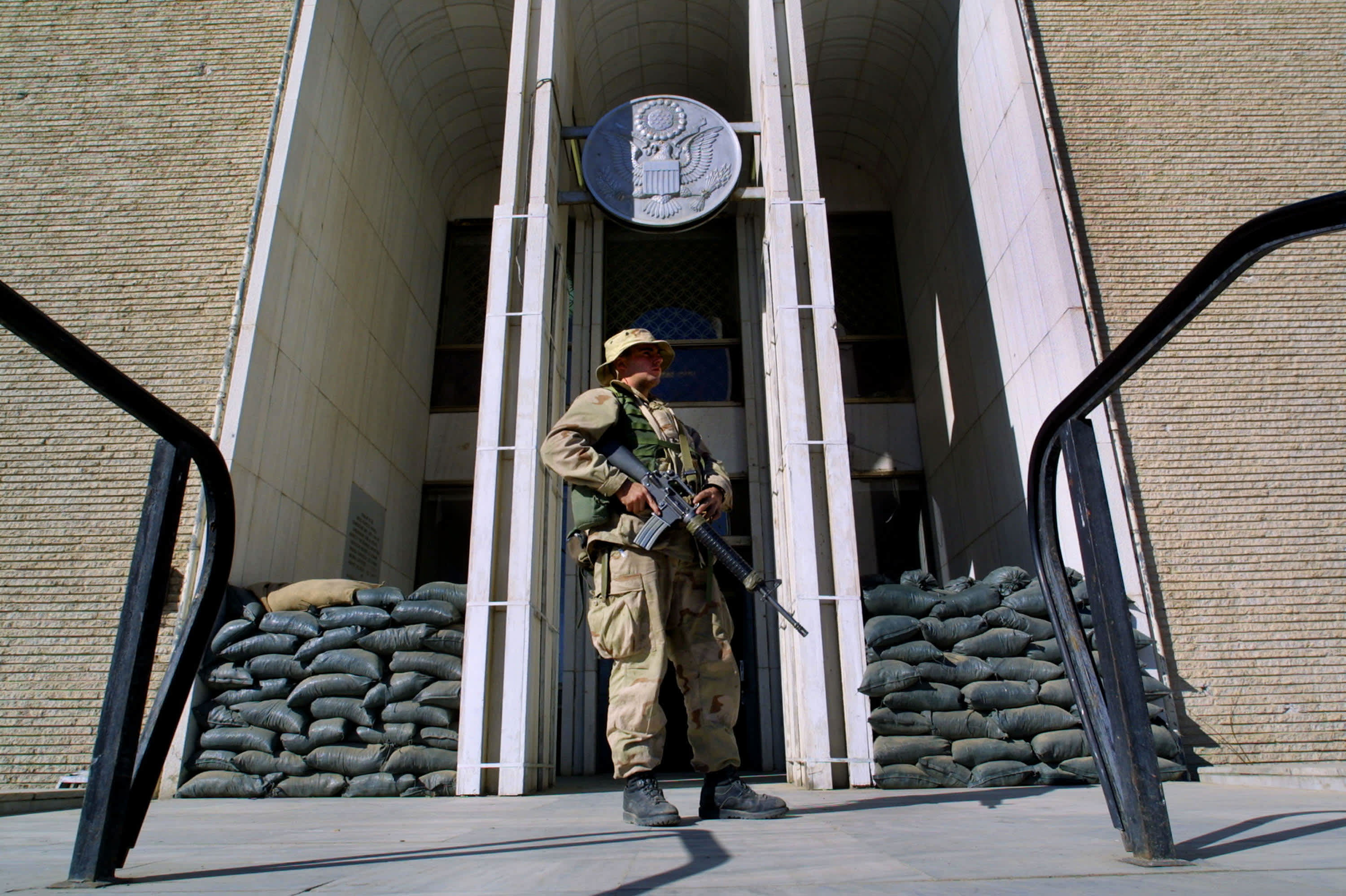 Covid outbreak forces lockdown at U.S. Embassy in Kabul as cases surge in Afghanistan