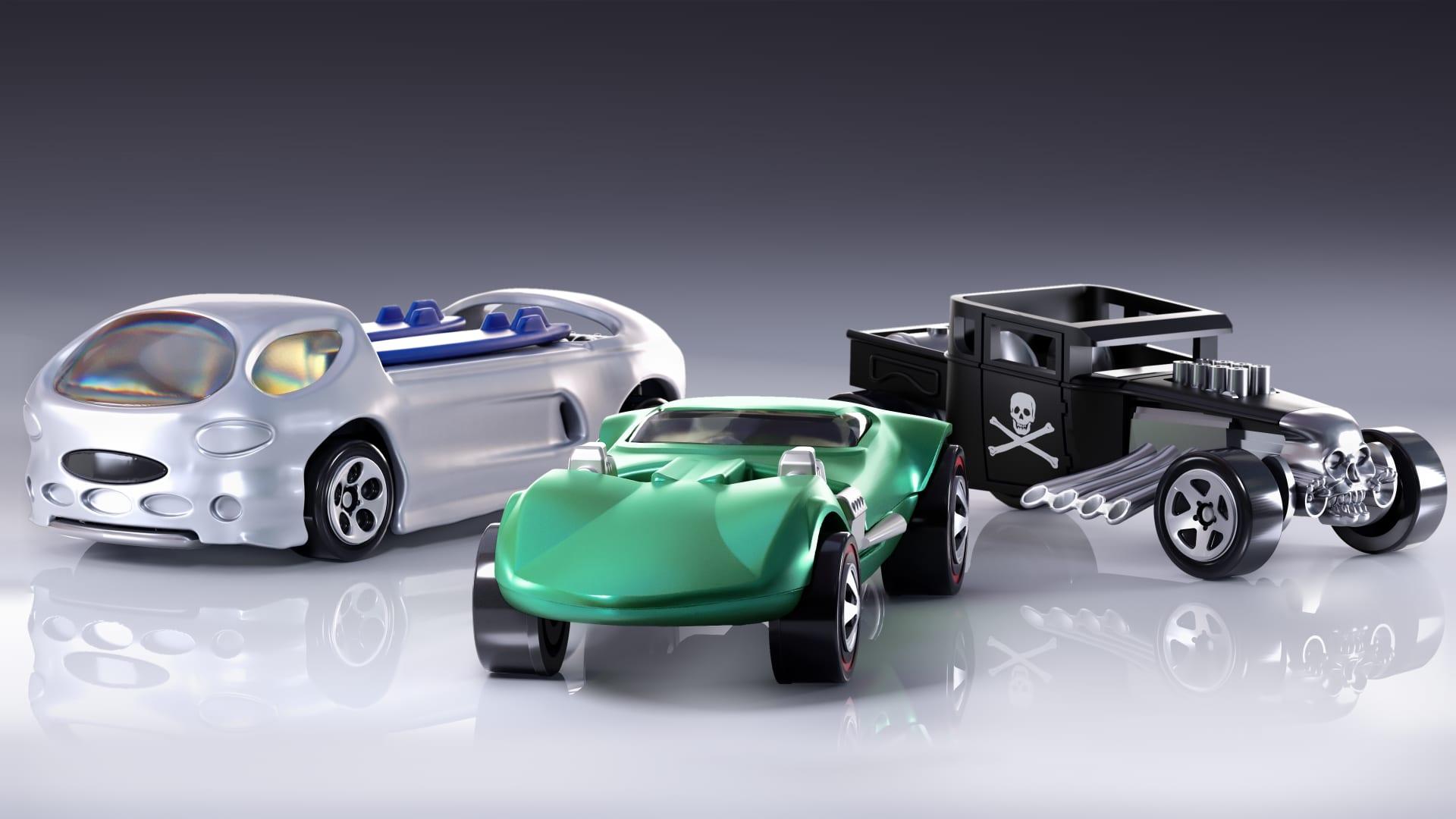 Mattel to launch Hot Wheels NFT.