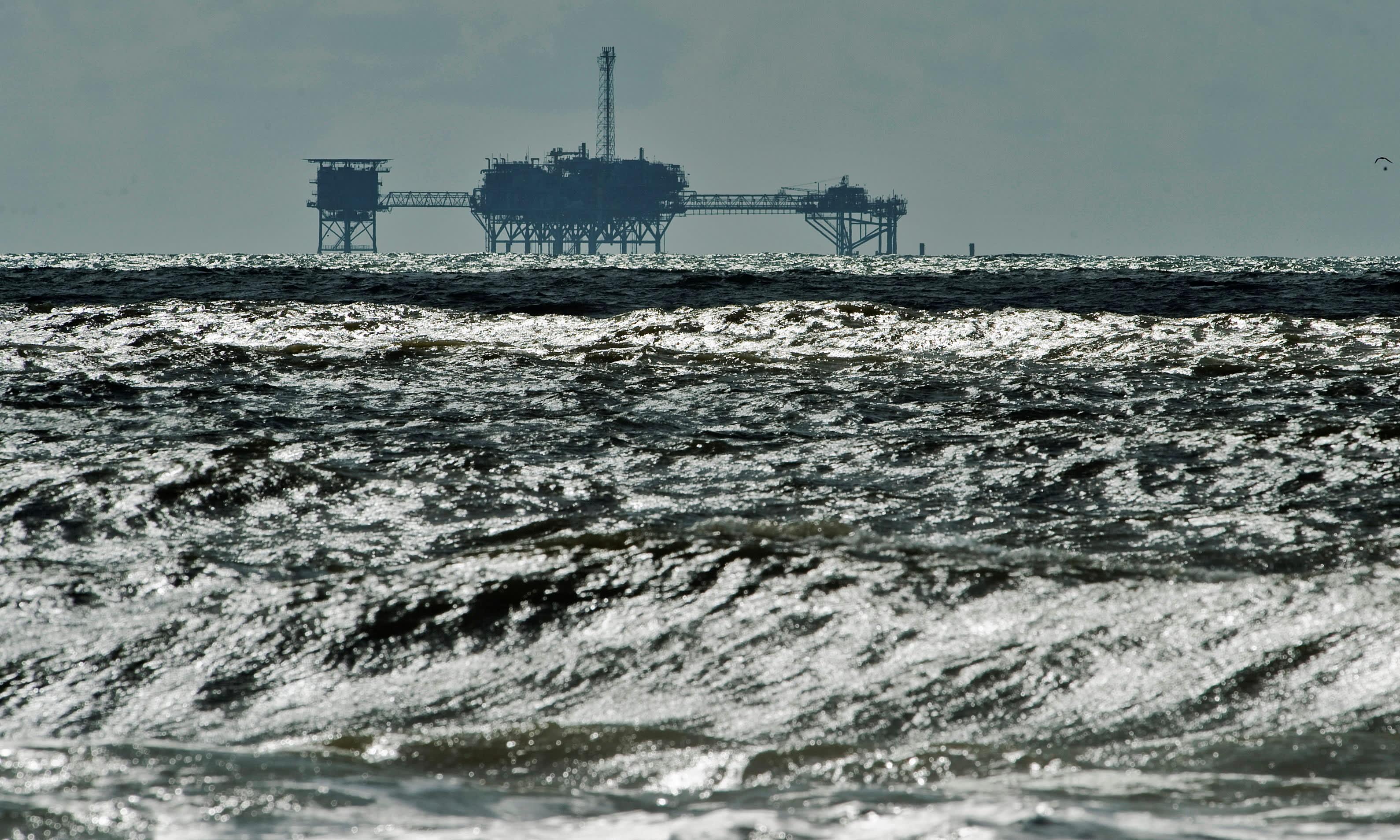 Oil firms slash U.S. Gulf of Mexico output by 91% ahead of powerful Hurricane Ida