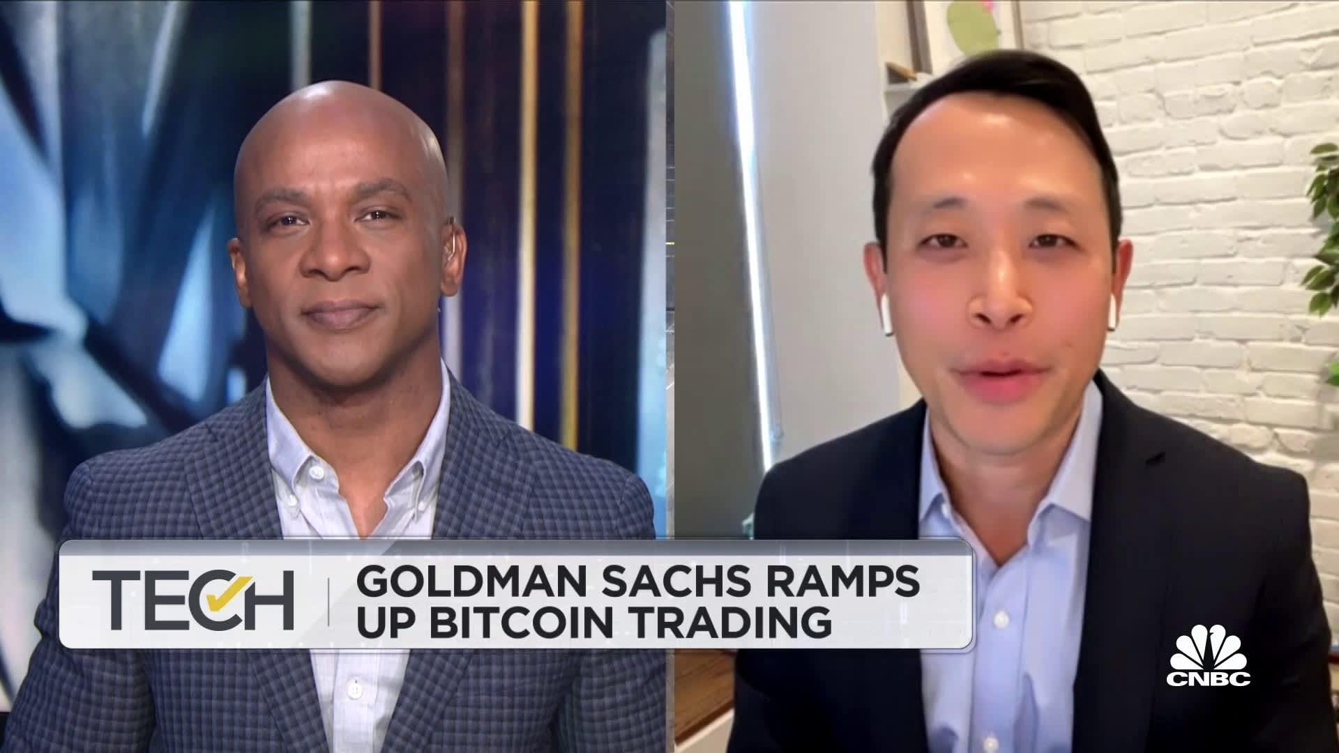 Goldman Sachs Begins Trading BTC Futures - metromaredellostretto.it