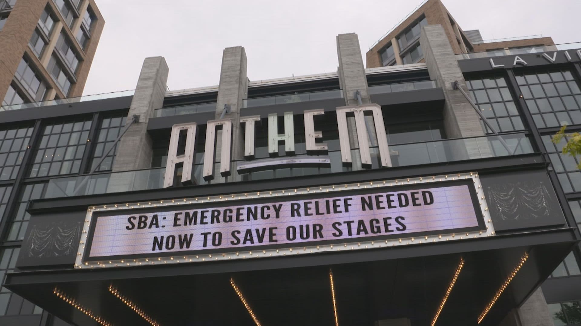 SBA to process most aid applications for music venues and theaters by early July, Sen. Hagerty says