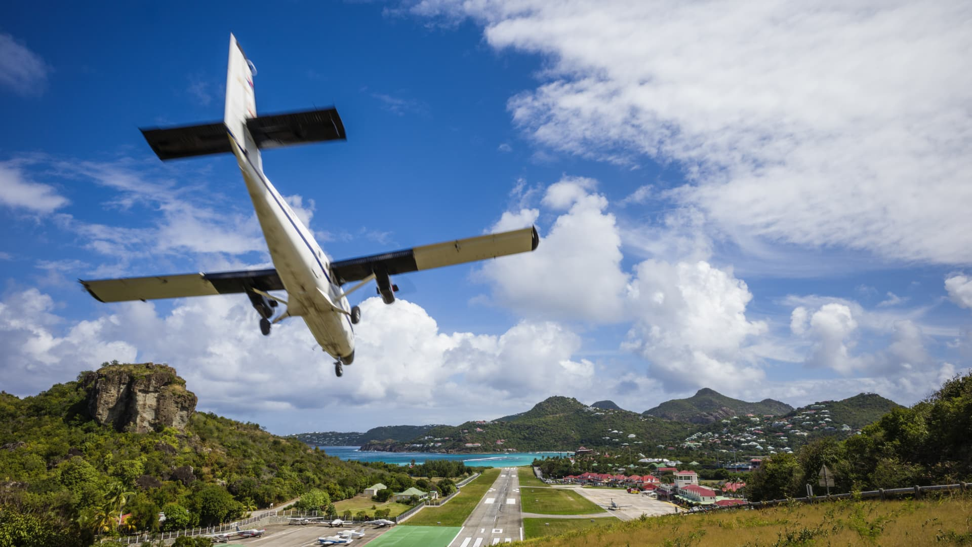 St. Barts reopened its borders to vaccinated American travelers on June 9.