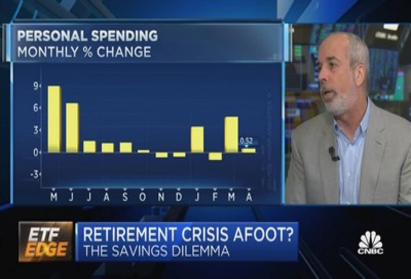 Retirement crisis afoot? Unpacking the nationwide savings dilemma