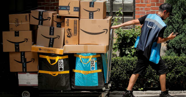 Amazon's Prime Day results were more muted than usual this year