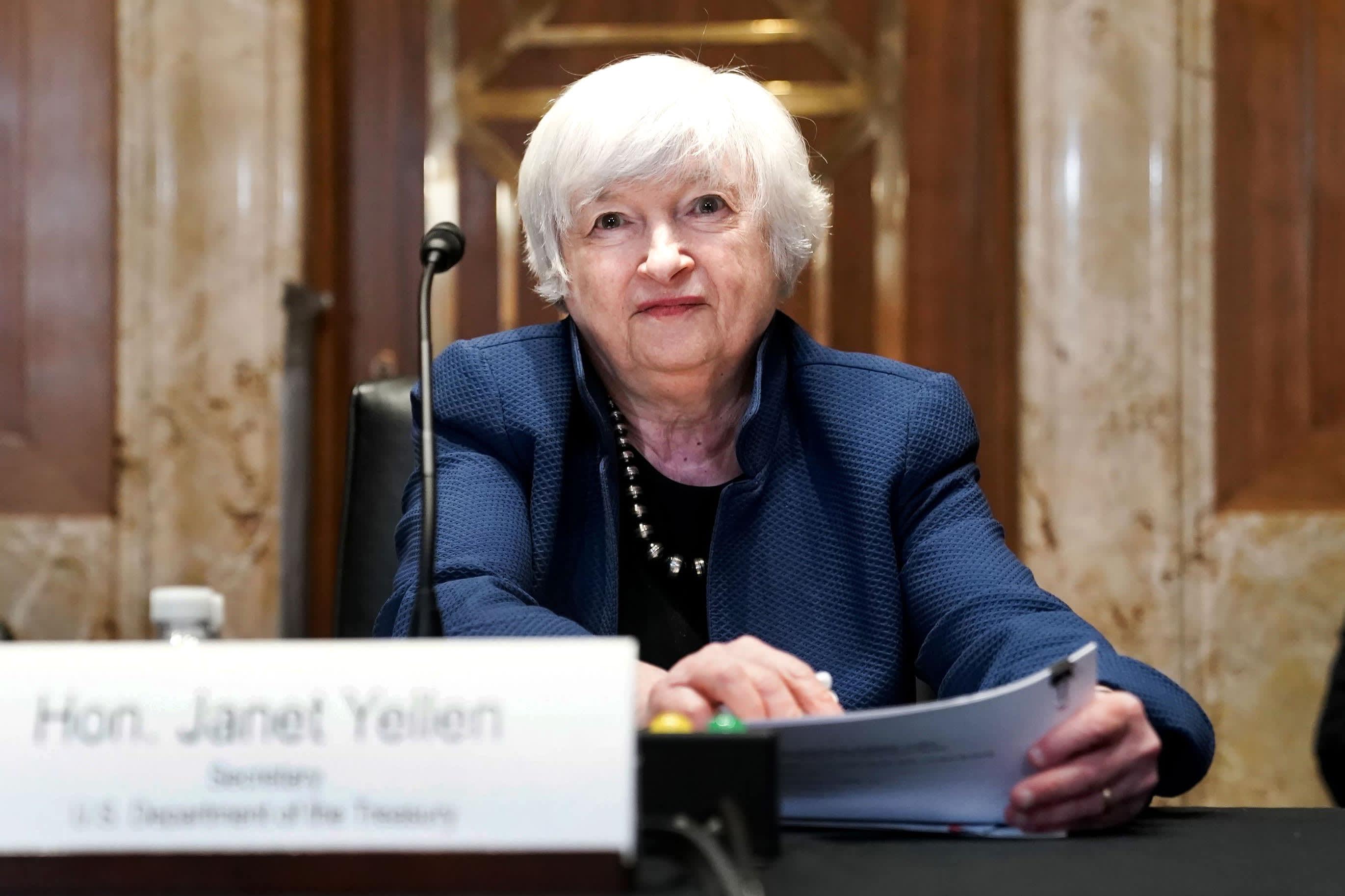 Congress must raise debt limit by Oct. 18, Treasury Secretary Yellen warns in new letter as default looms