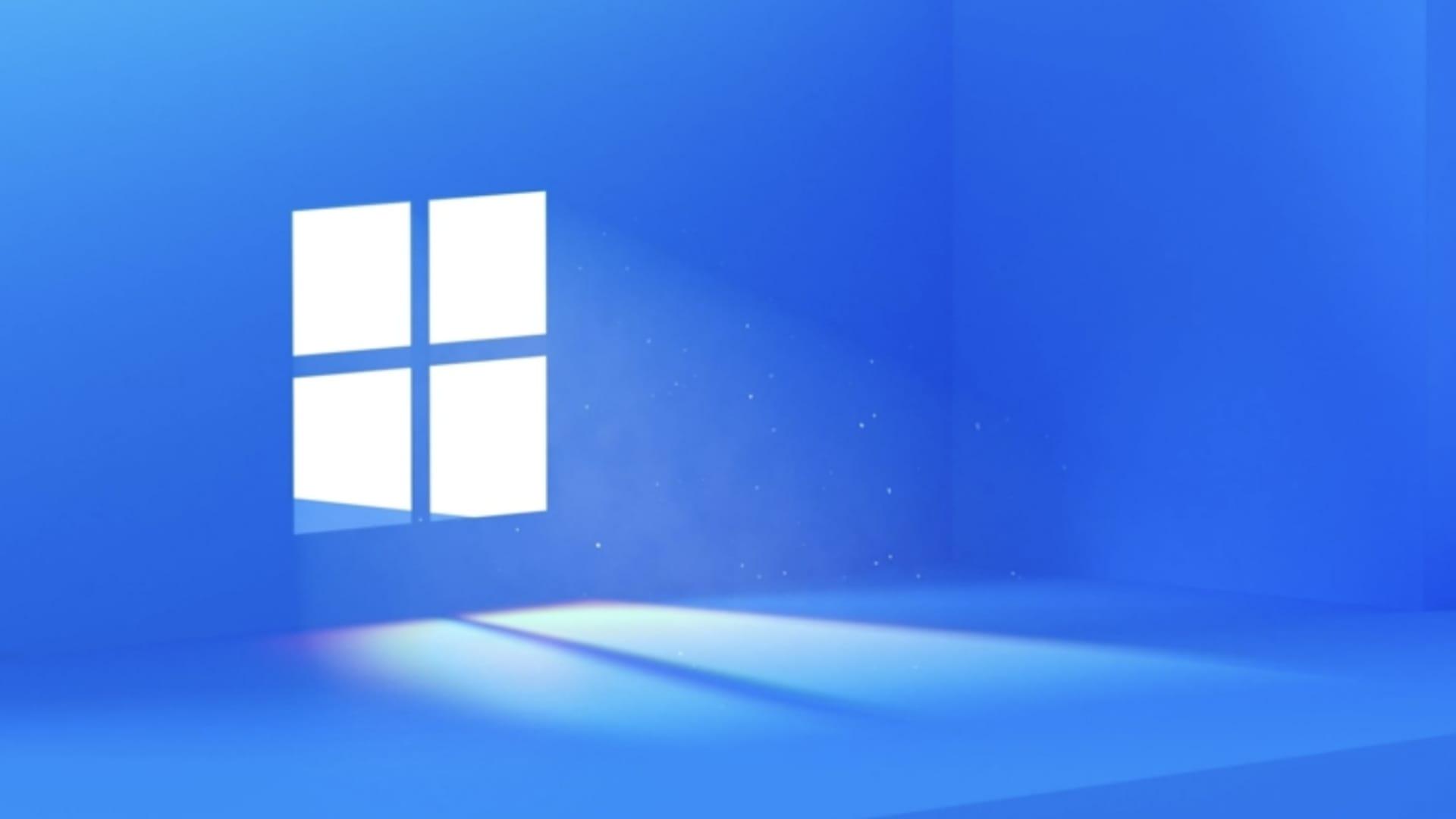 Windows 11 event