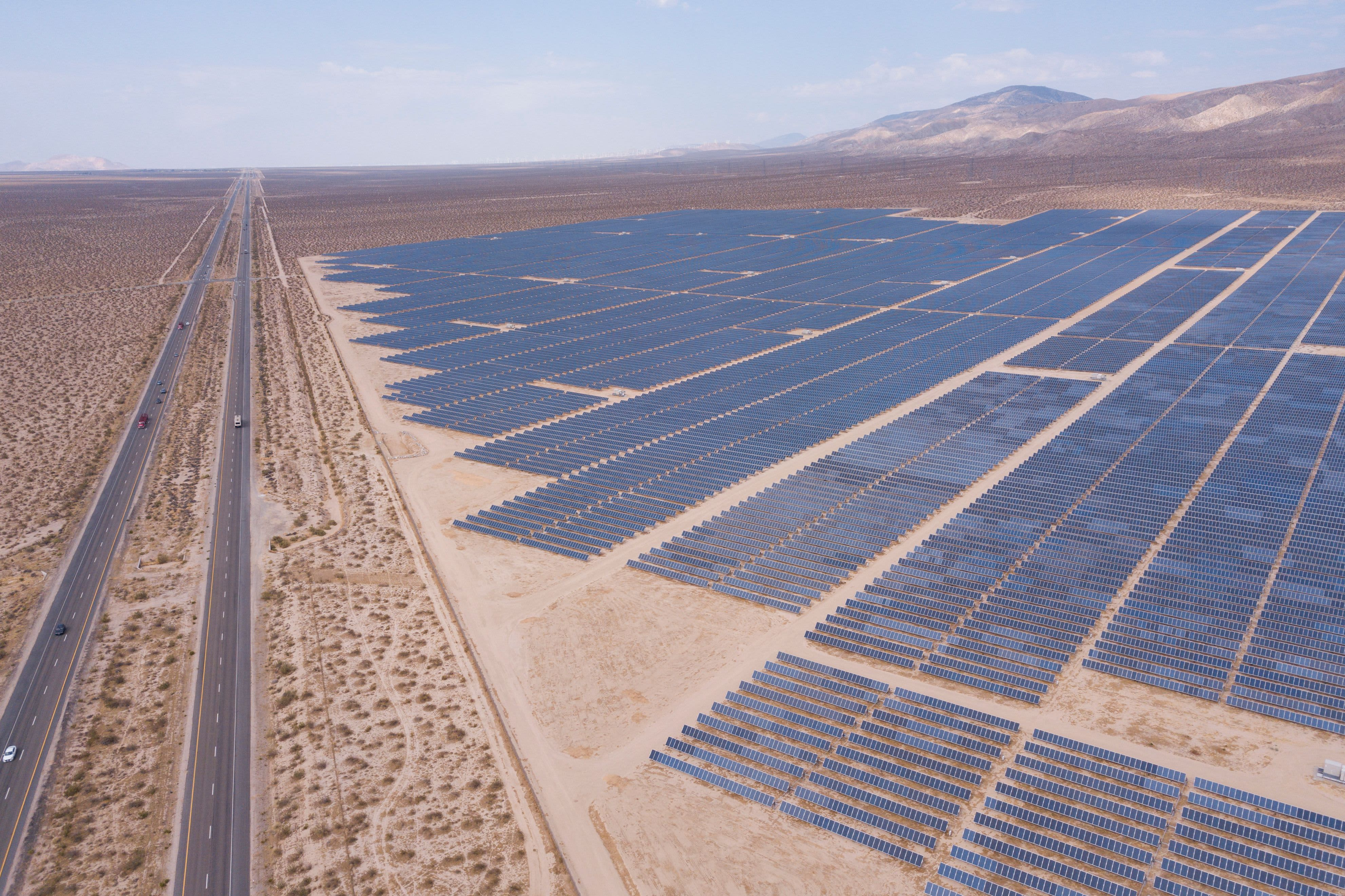Biden administration plan for lowering costs of solar energy