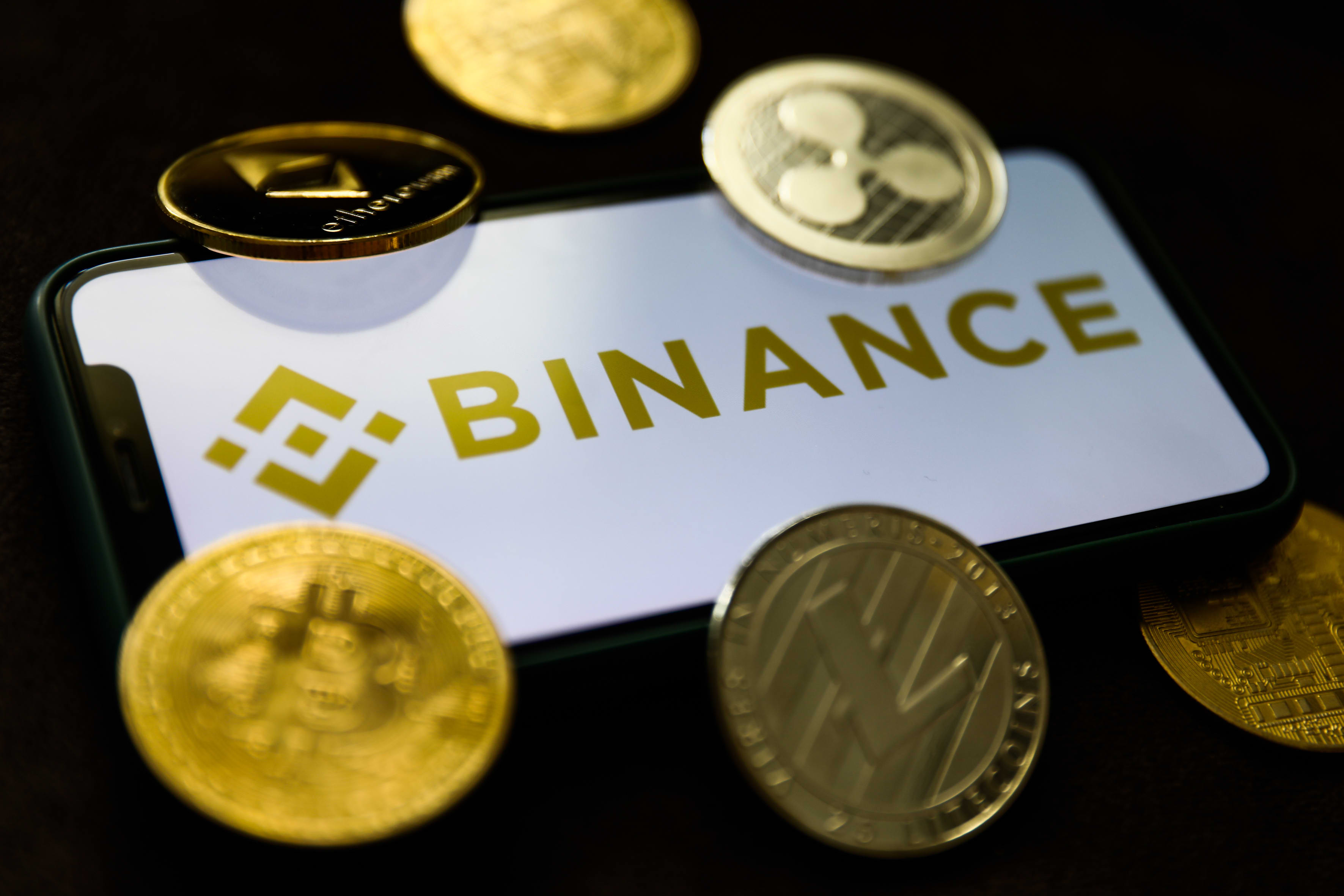 Britain's crackdown on Binance boosts the cryptocurrency exchange's rivals