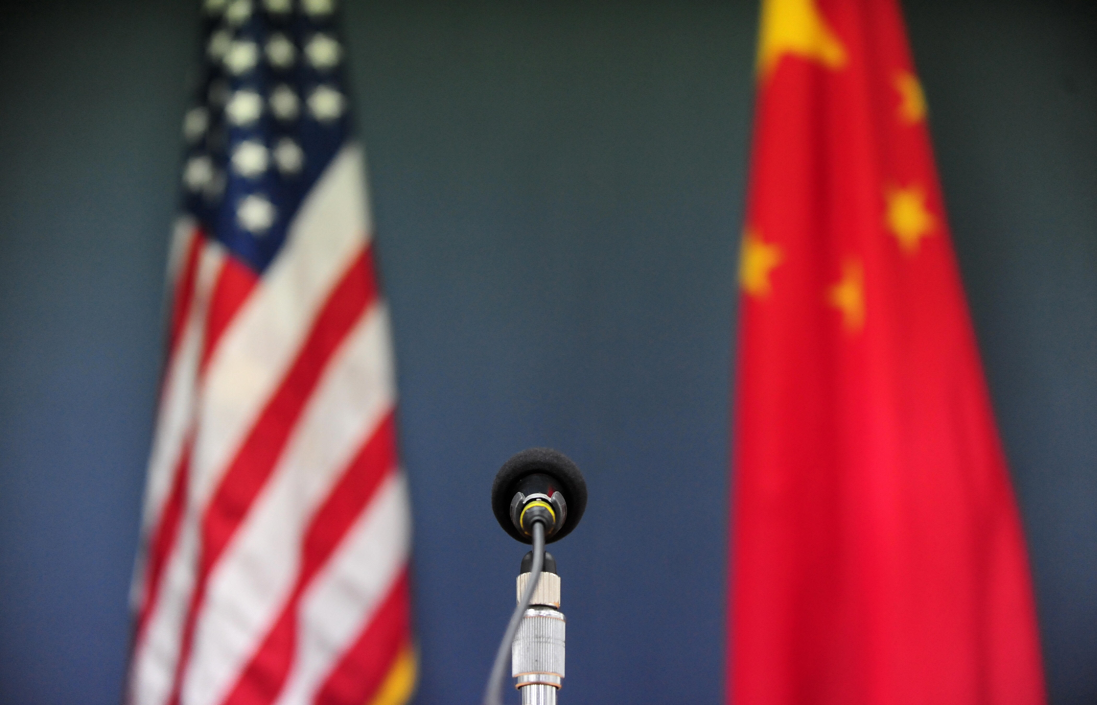 U.S.-China meeting off to a tense start as Beijing official says relations are in a 'stalemate'