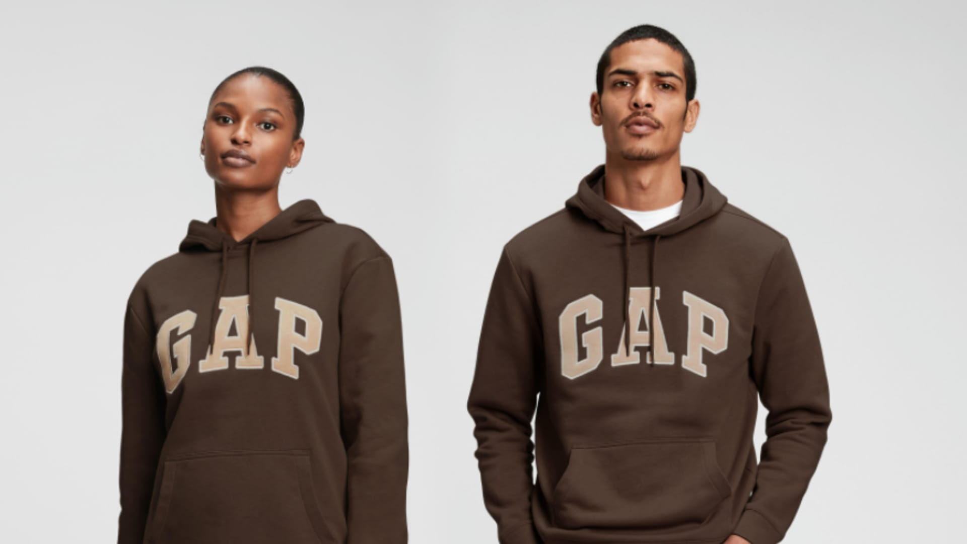 After it went viral on TikTok, Gap is relaunching its logo hoodie in a brown color. It's currently available for presale.