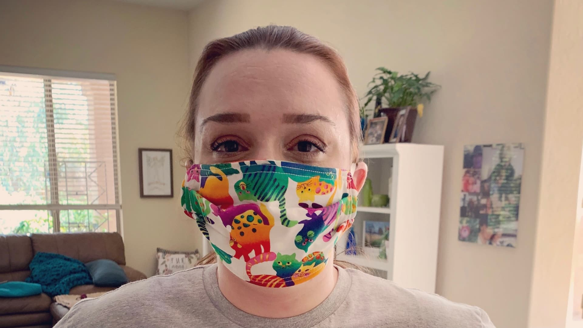 Lindsey Gamard, 38, quit her job at a technology company during the pandemic.
