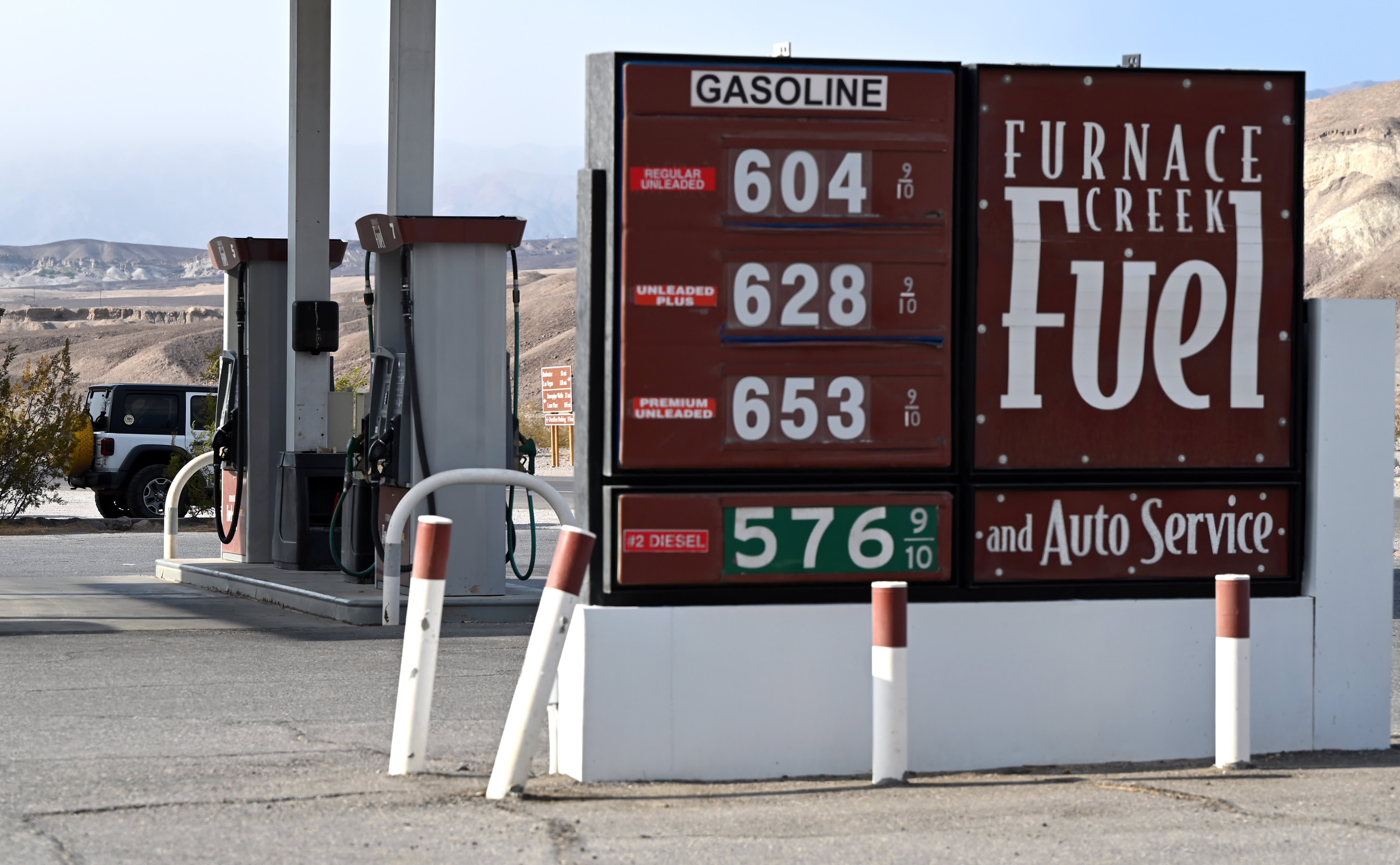 Saat Biaya Bensin Naik, Gedung Putih Mengatakan Gerakan OPEC 'tidak Lagi Cukup,' Membutuhkan Pengawasan FTC