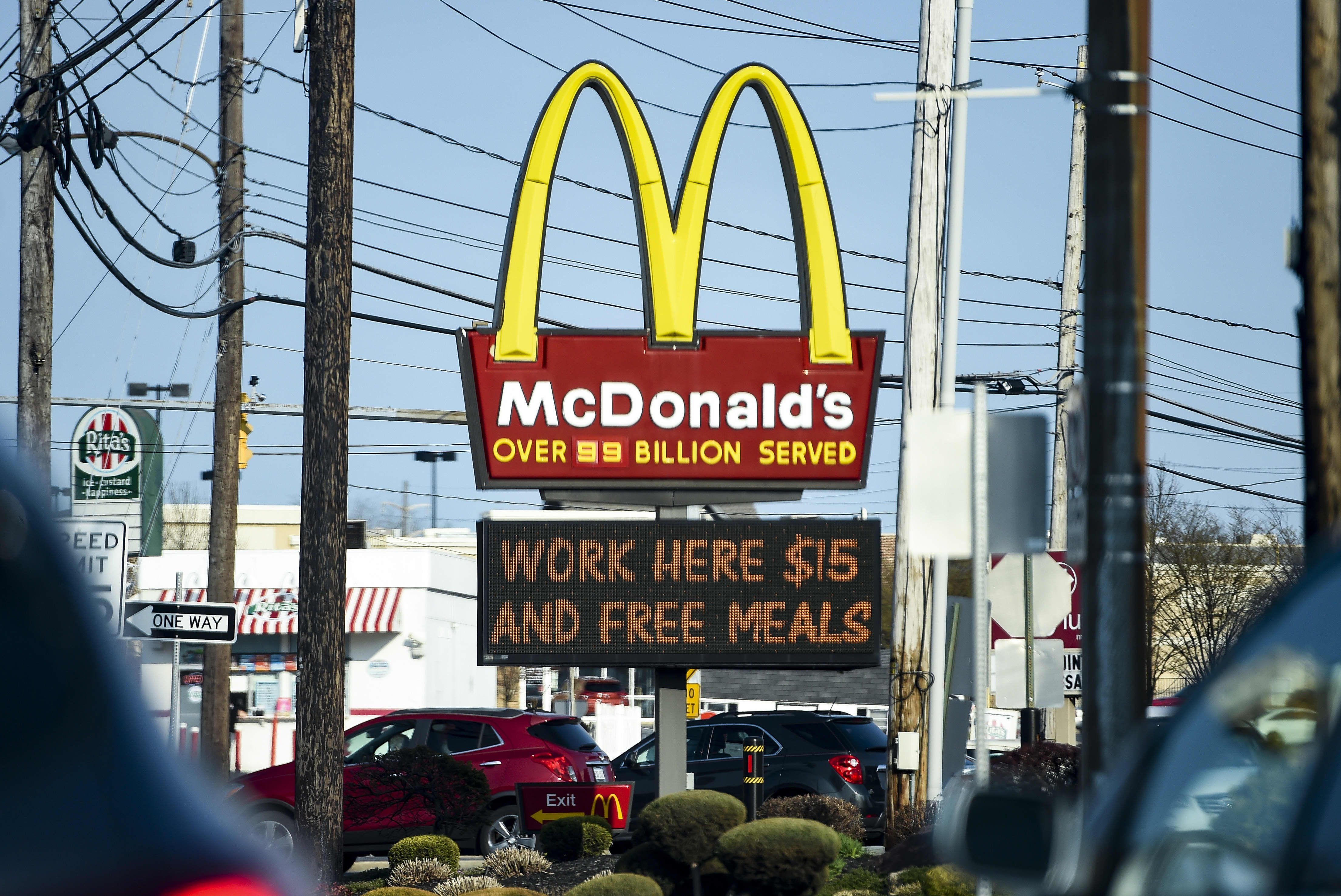 McDonald's reportedly adds tuition, child care to sweetened benefits in a bid to attract new workers