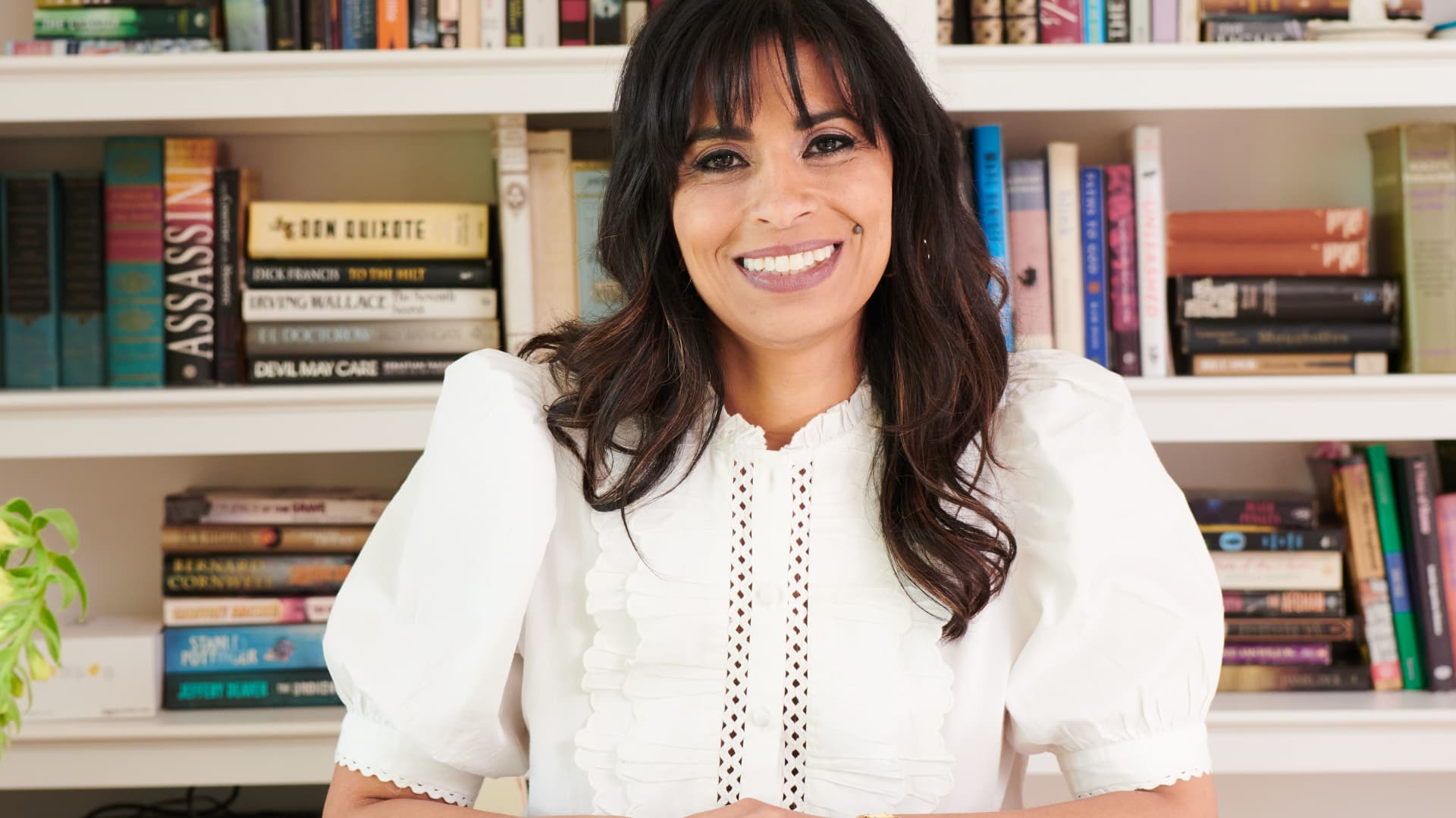 Founding Partner of Female Founders Fund Anu Duggal.